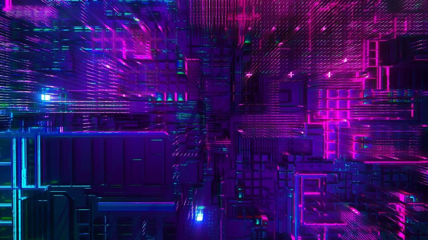 1366x768 3d Abstract Sharp 1366x768 Resolution Hd 4k