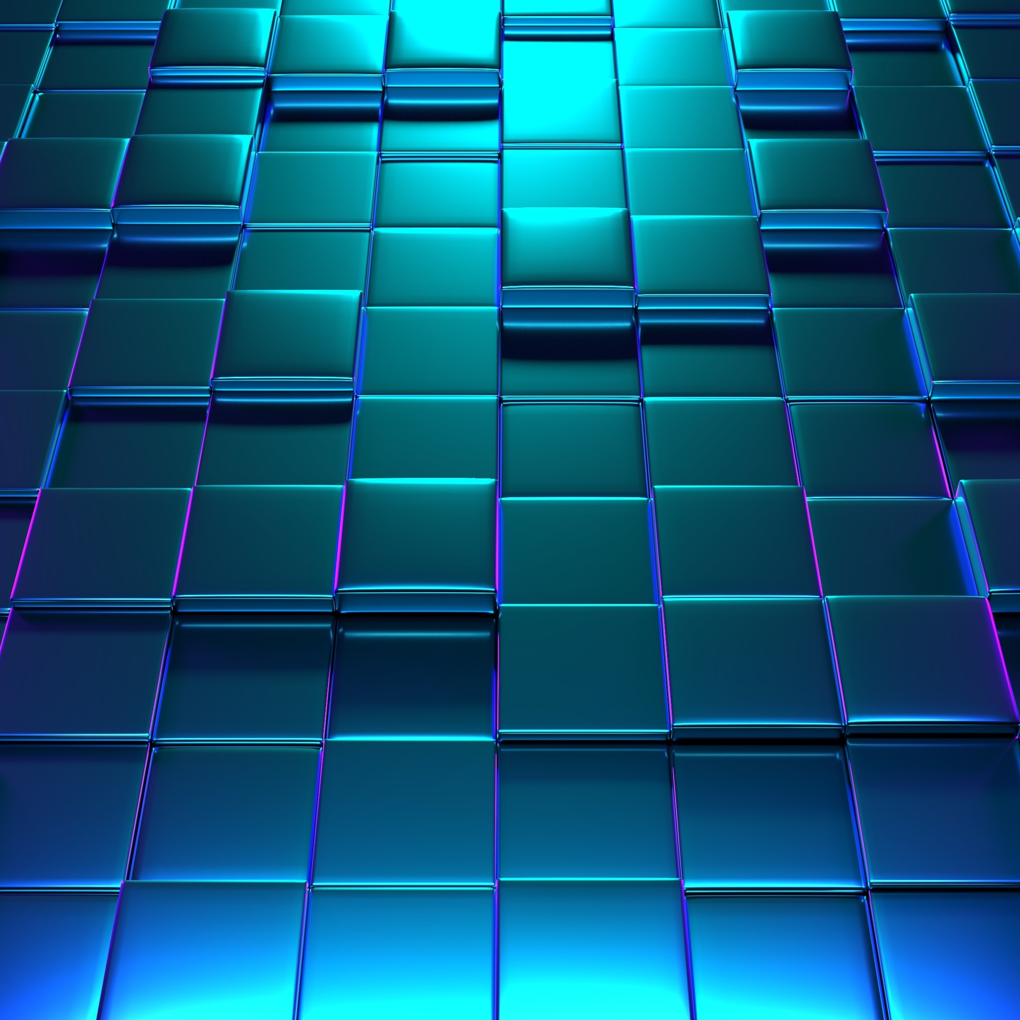 2048x2048 3d Cube Background 4k Ipad Air HD 4k Wallpapers