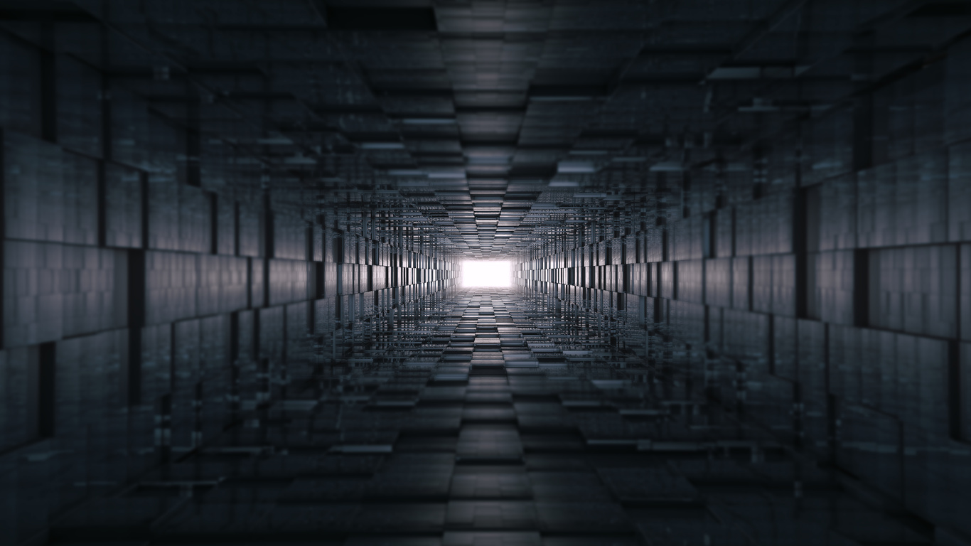 1366x768 3d Tunnel Abstract 8k 1366x768 Resolution Hd 4k