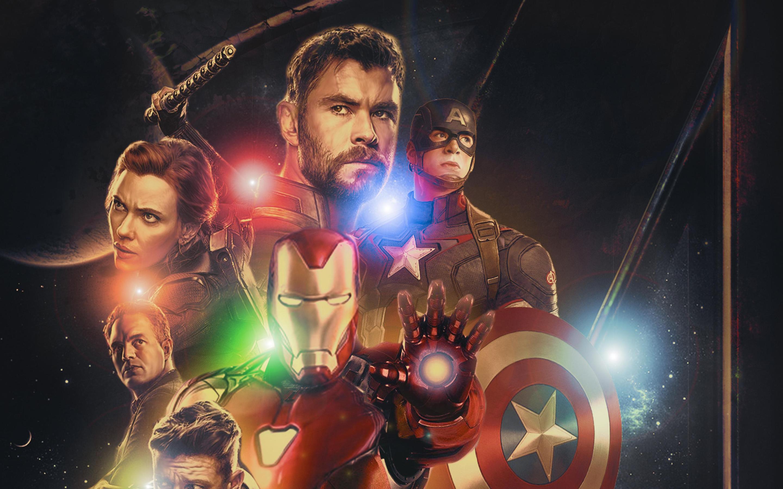Avengers Endgame Macbook Pro Wallpaper