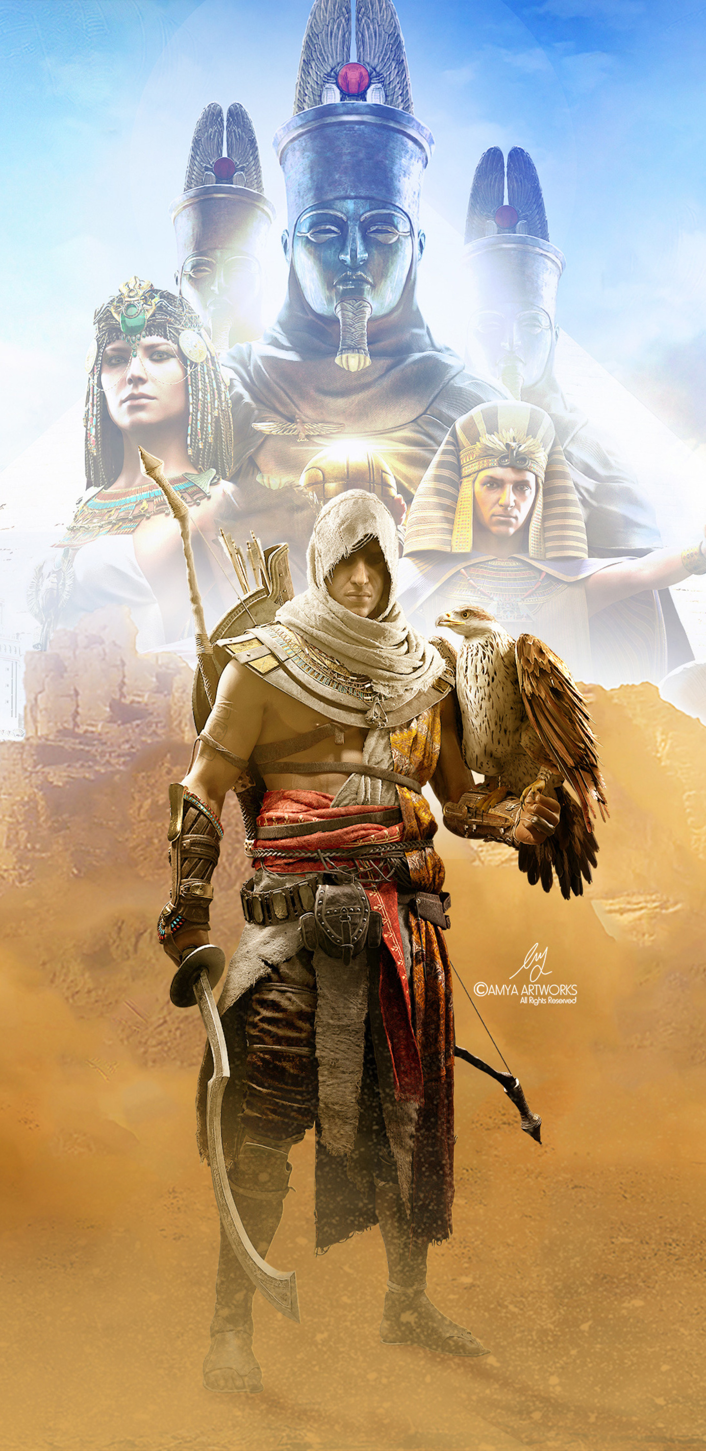 Assassins Creed Origins Wallpaper 4k Best Wallpaper