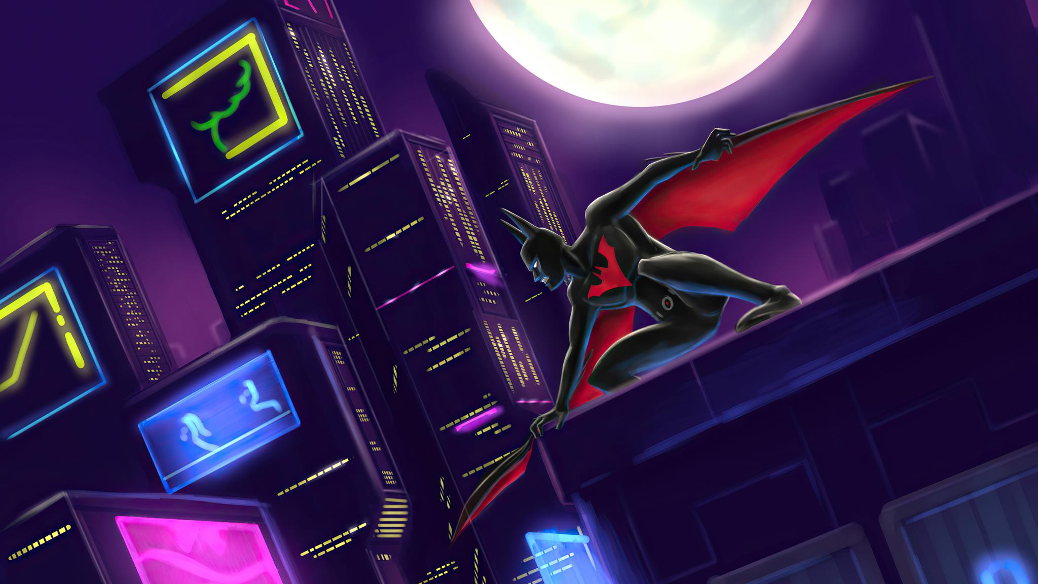 2048x1152 4k Batman Beyond 2020 2048x1152 Resolution HD 4k ...