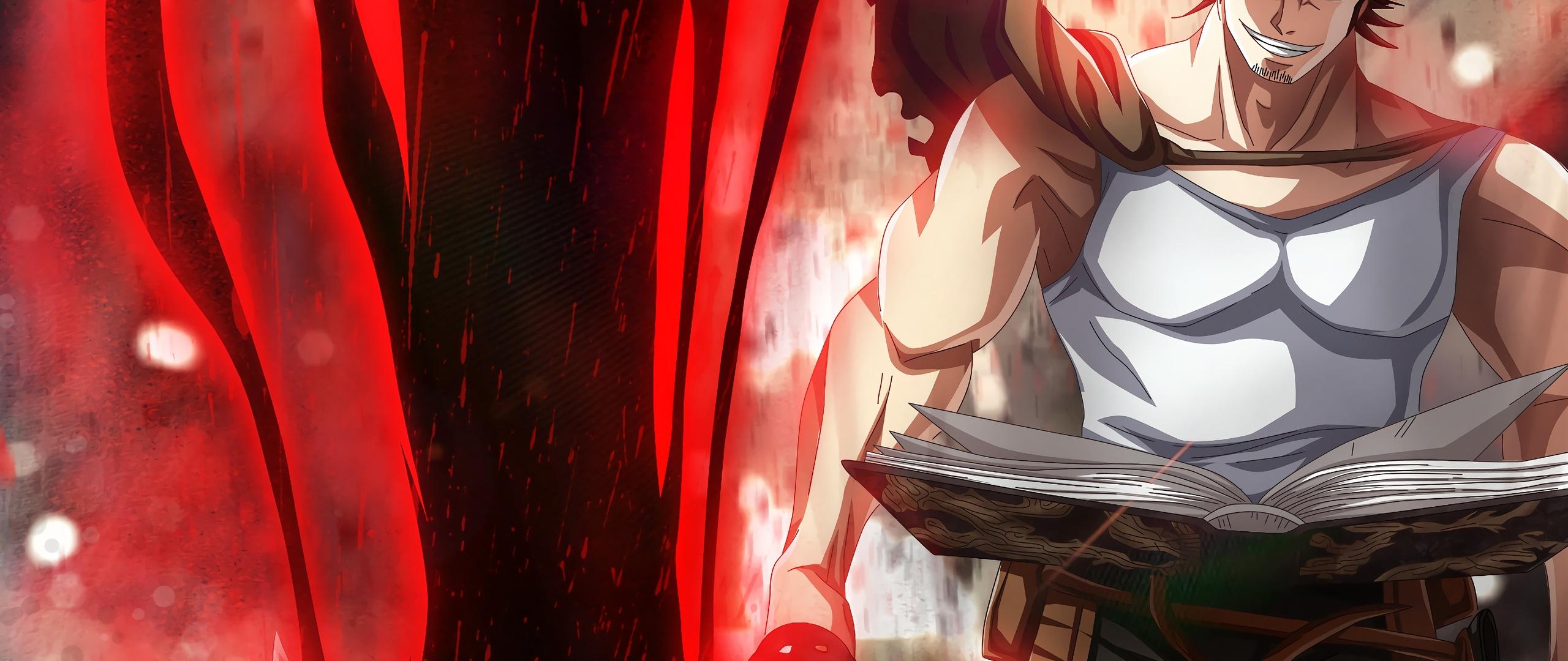2560x1080 4k Black Clover Anime 2560x1080 Resolution HD 4k ...