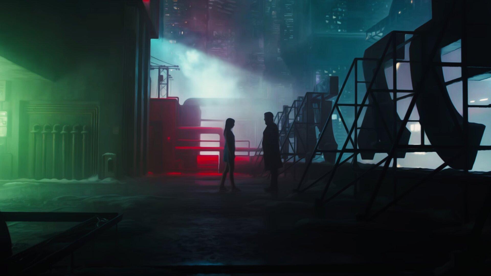 Blade Runner 2049 Wallpapers From Trailer 1920x1080: 1920x1080 4k Blade Runner 2049 Artwork Laptop Full HD