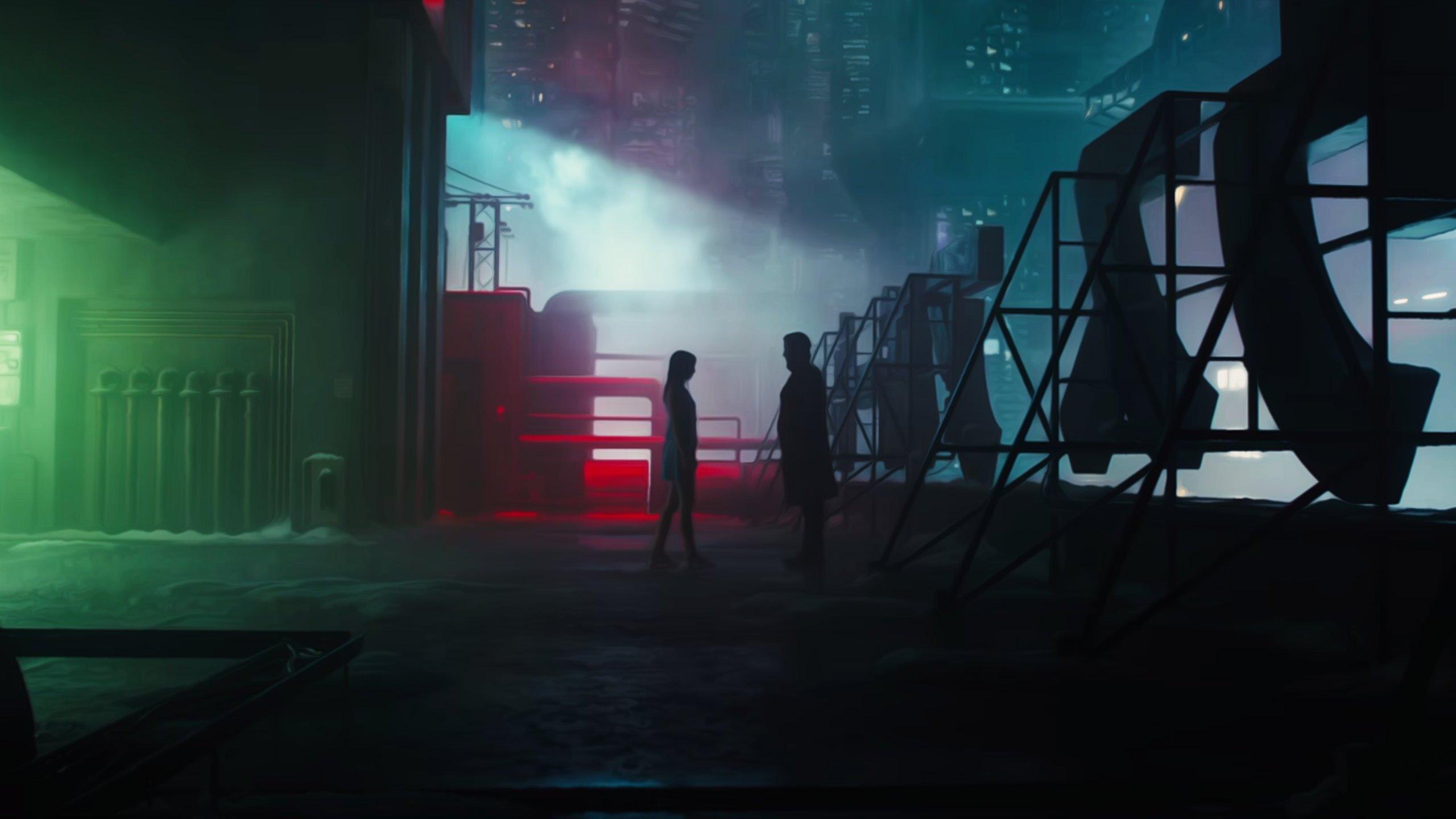 2560x1440 4k Blade Runner 2049 Artwork 1440P Resolution HD ...