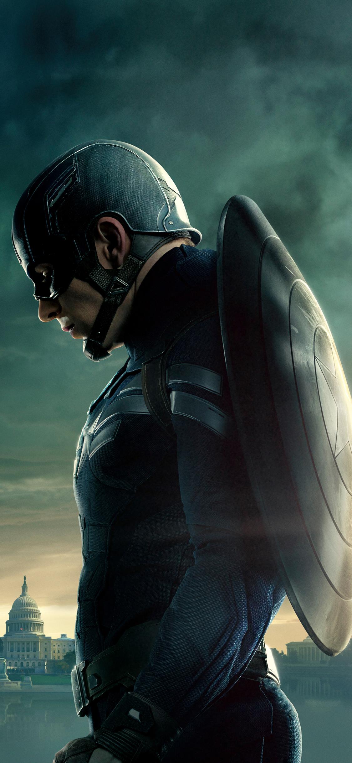 27+ Captain America Iphone Wallpaper 4k - Bizt Wallpaper