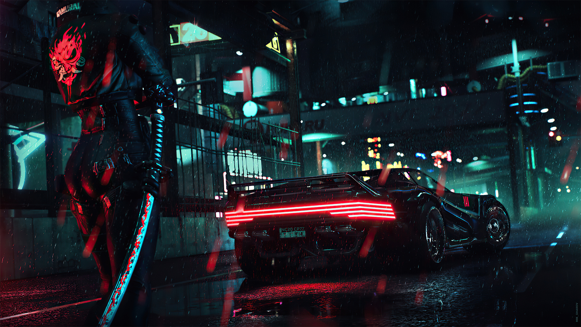 1920x1080 4k Cyberpunk 2077 Ps Game Laptop Full Hd 1080p Hd 4k Wallpapers Images Backgrounds Photos And Pictures