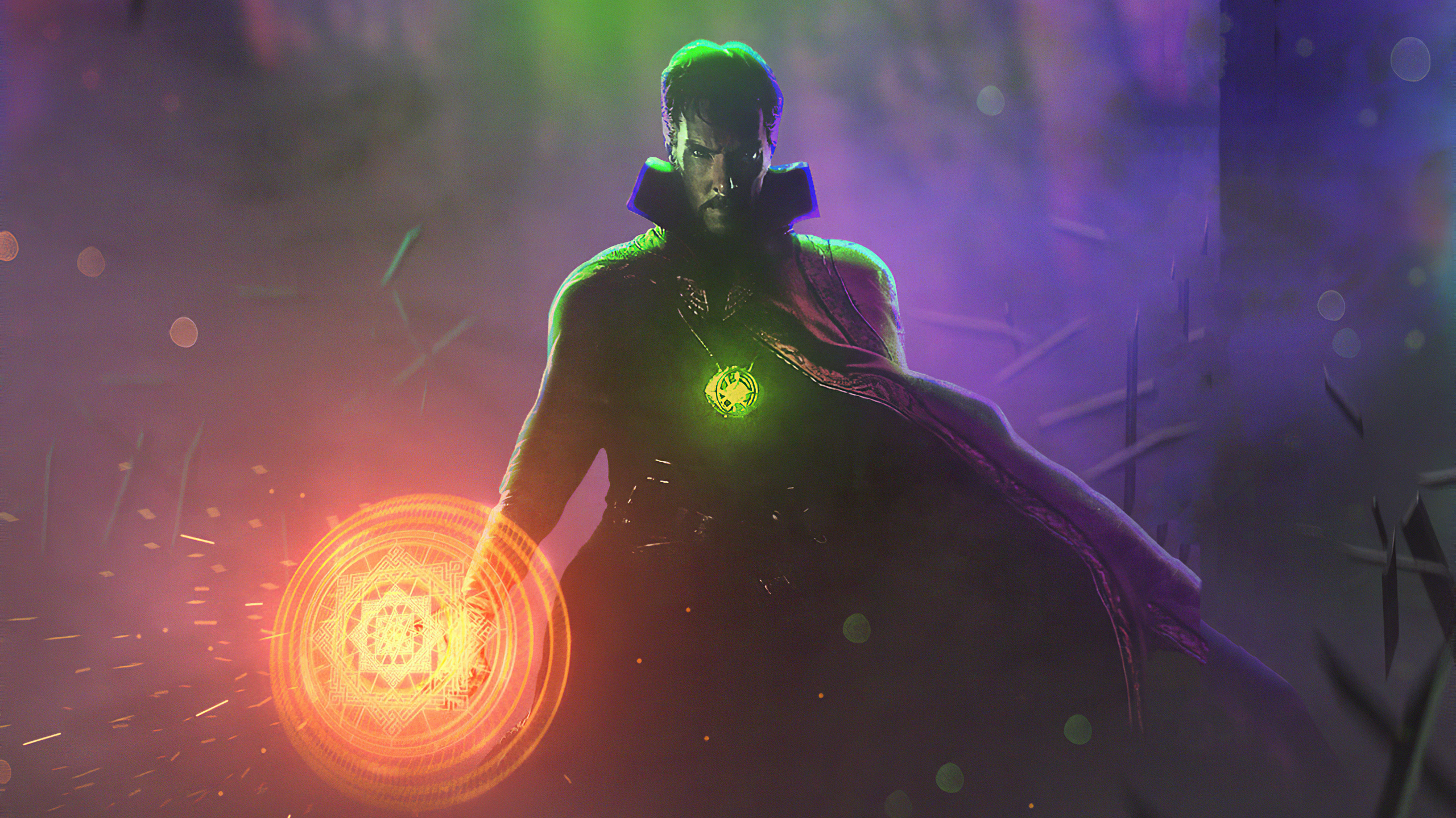 2560x1440 4k Doctor Strange Artwork 2020 1440P Resolution ...