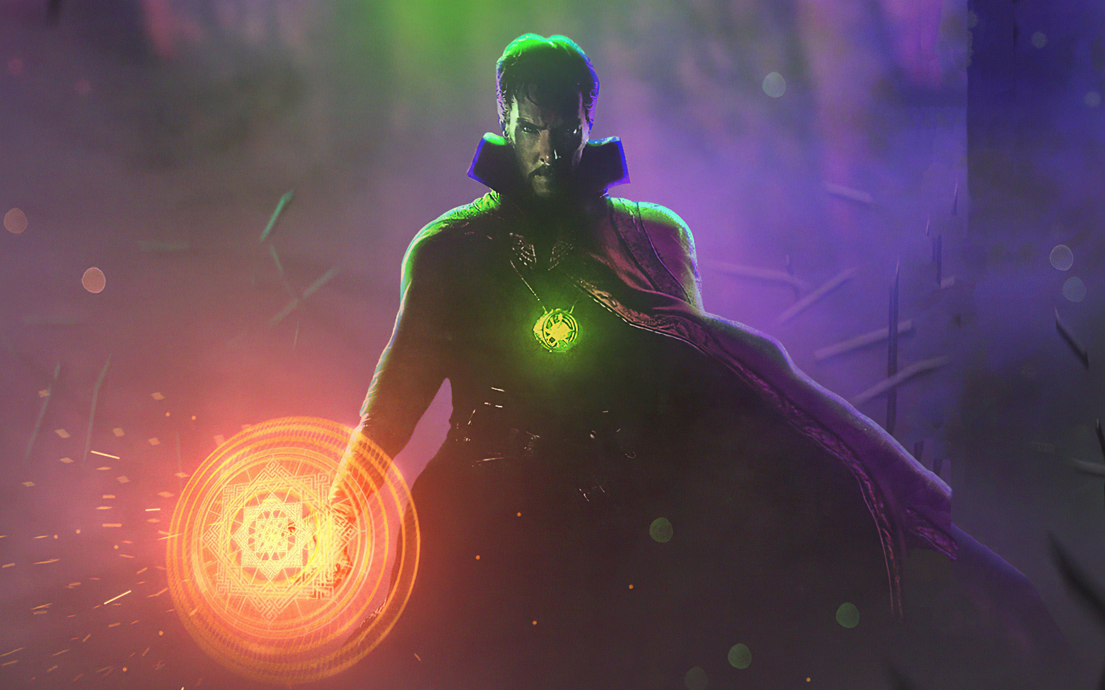 3840x2400 4k Doctor Strange Artwork 2020 4k HD 4k ...