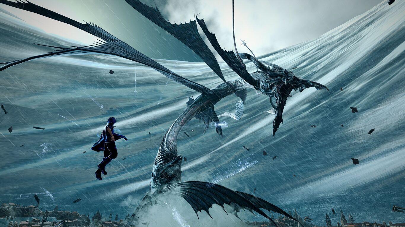 1366x768 4k Final Fantasy Xv Resolution Hd Wallpapers
