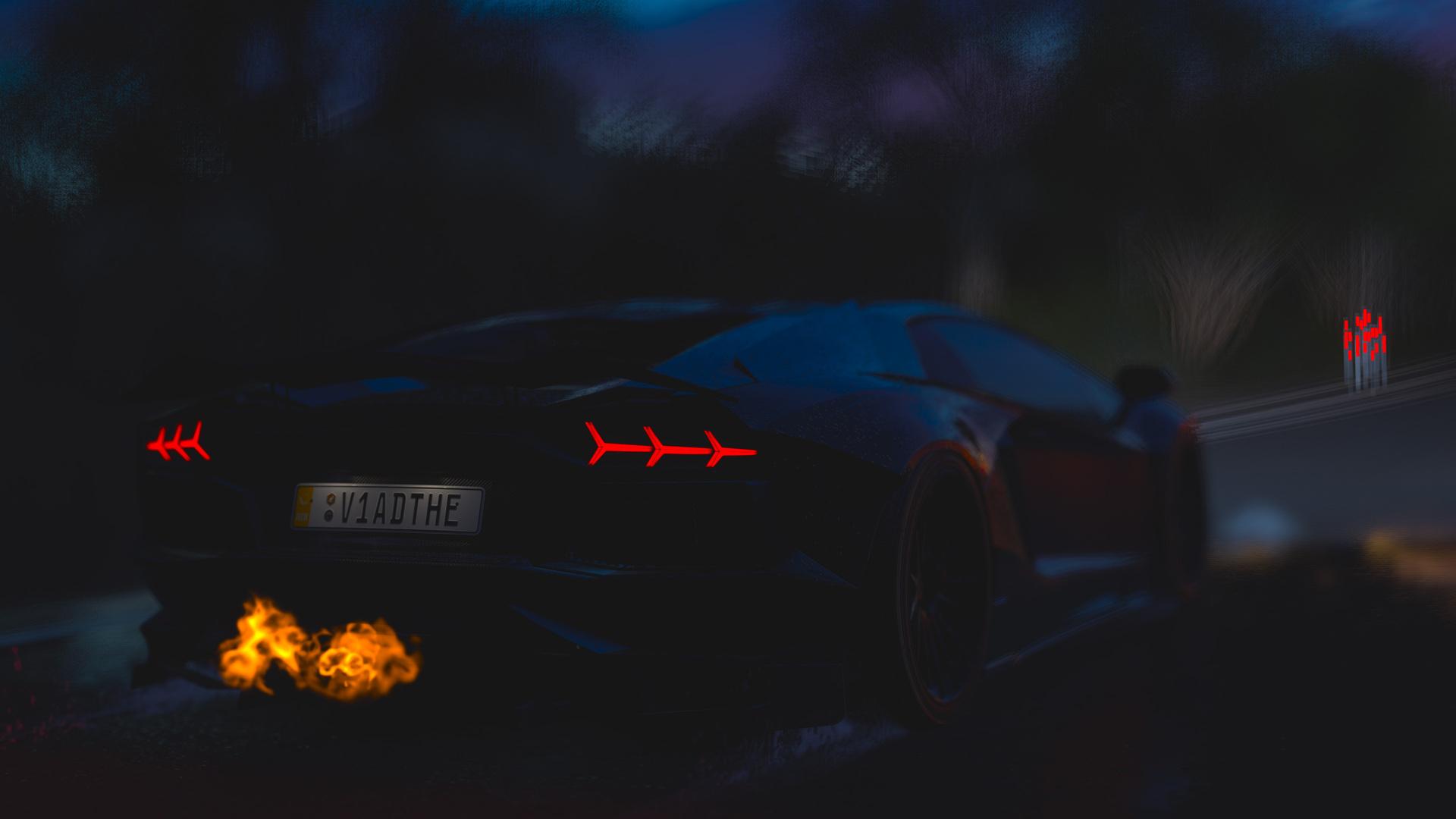 1920x1080 4k Forza Horizon 3 Lamborghini Aventador Laptop