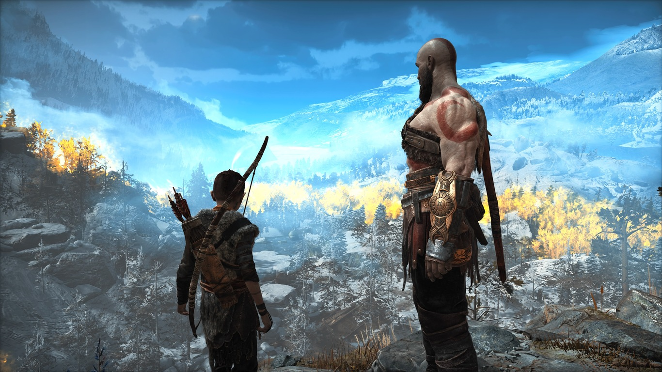 1366x768 4k God Of War 4 1366x768 Resolution Hd 4k Wallpapers