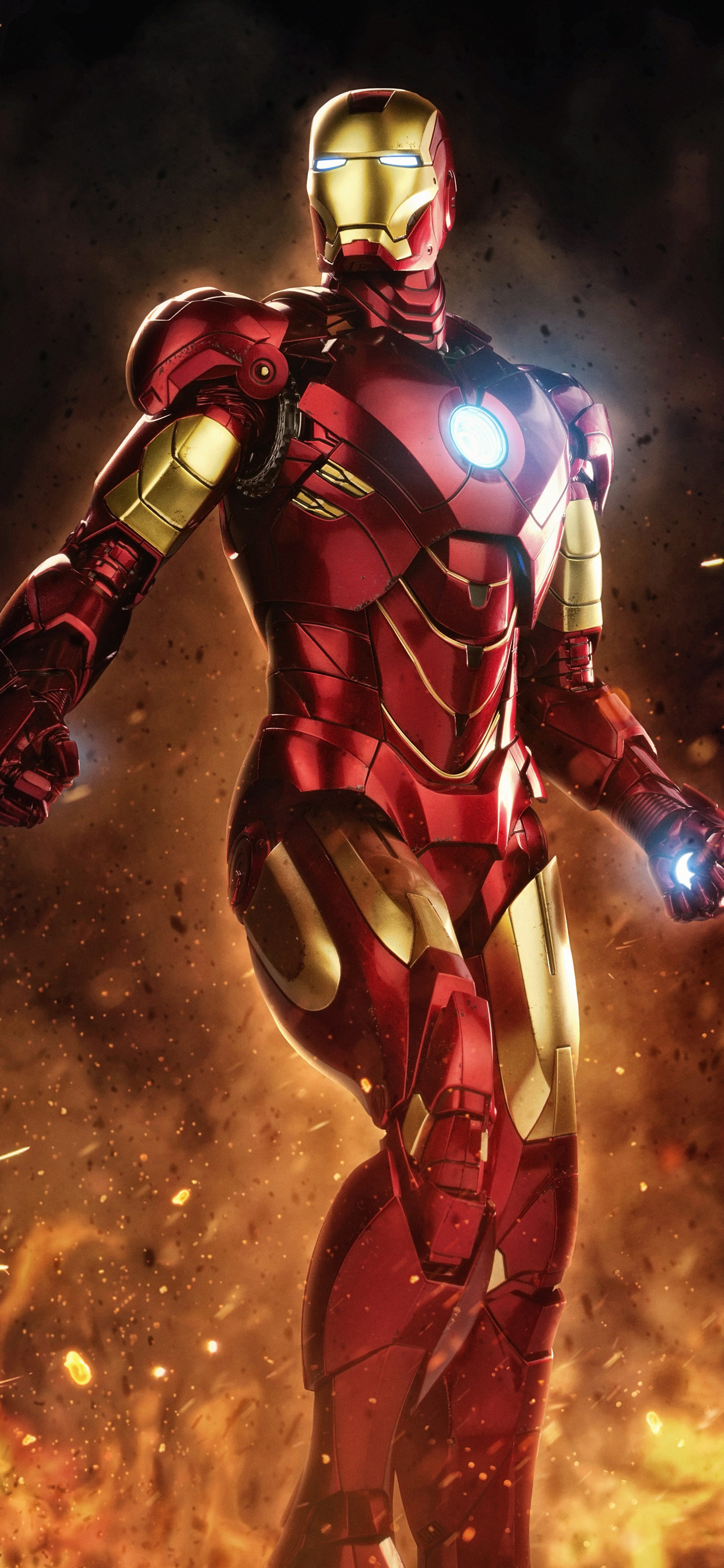 1242x2688 4k Iron Man 2018 Iphone Xs Max Hd 4k Wallpapers Images