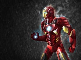 320x240 4k Iron Man Artwork Apple Iphoneipod Touchgalaxy