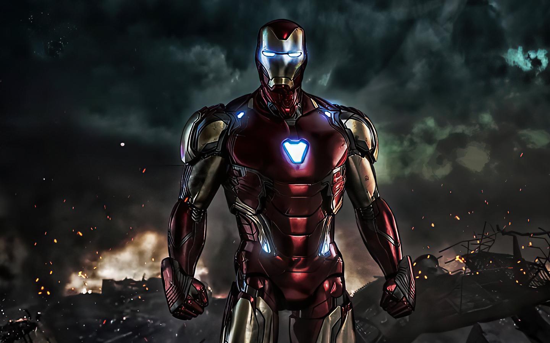 1440x900 4k Iron Man Endgame 2020 1440x900 Resolution HD ...