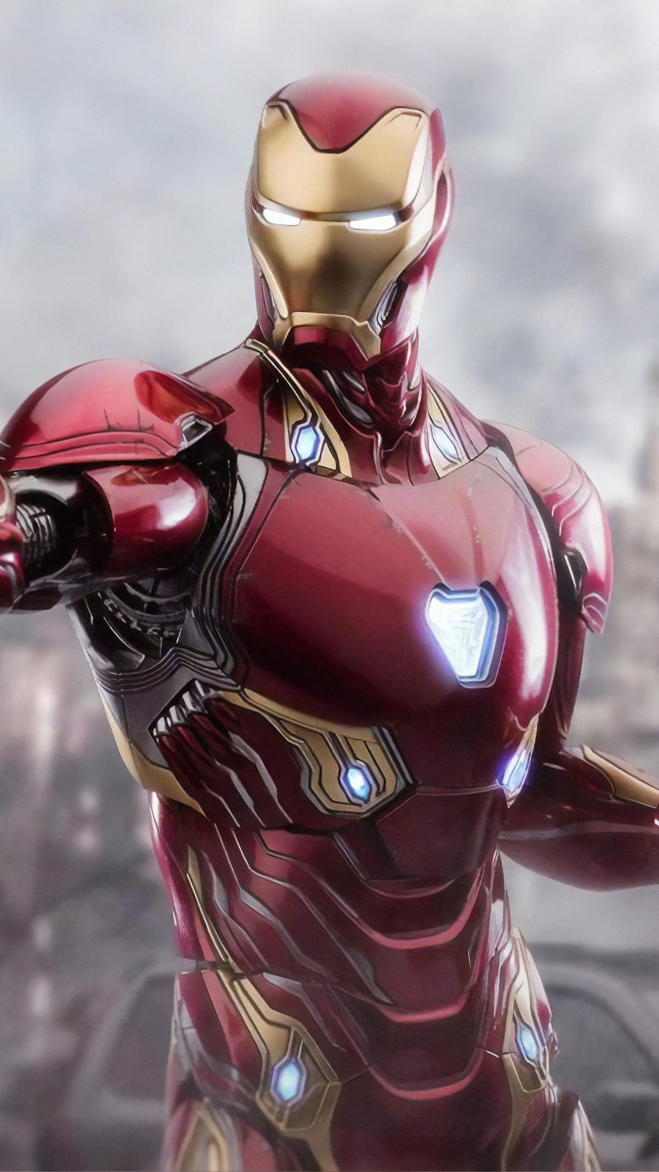 2160x3840 4k Iron Man Endgame Sony Xperia X,XZ,Z5 Premium ...