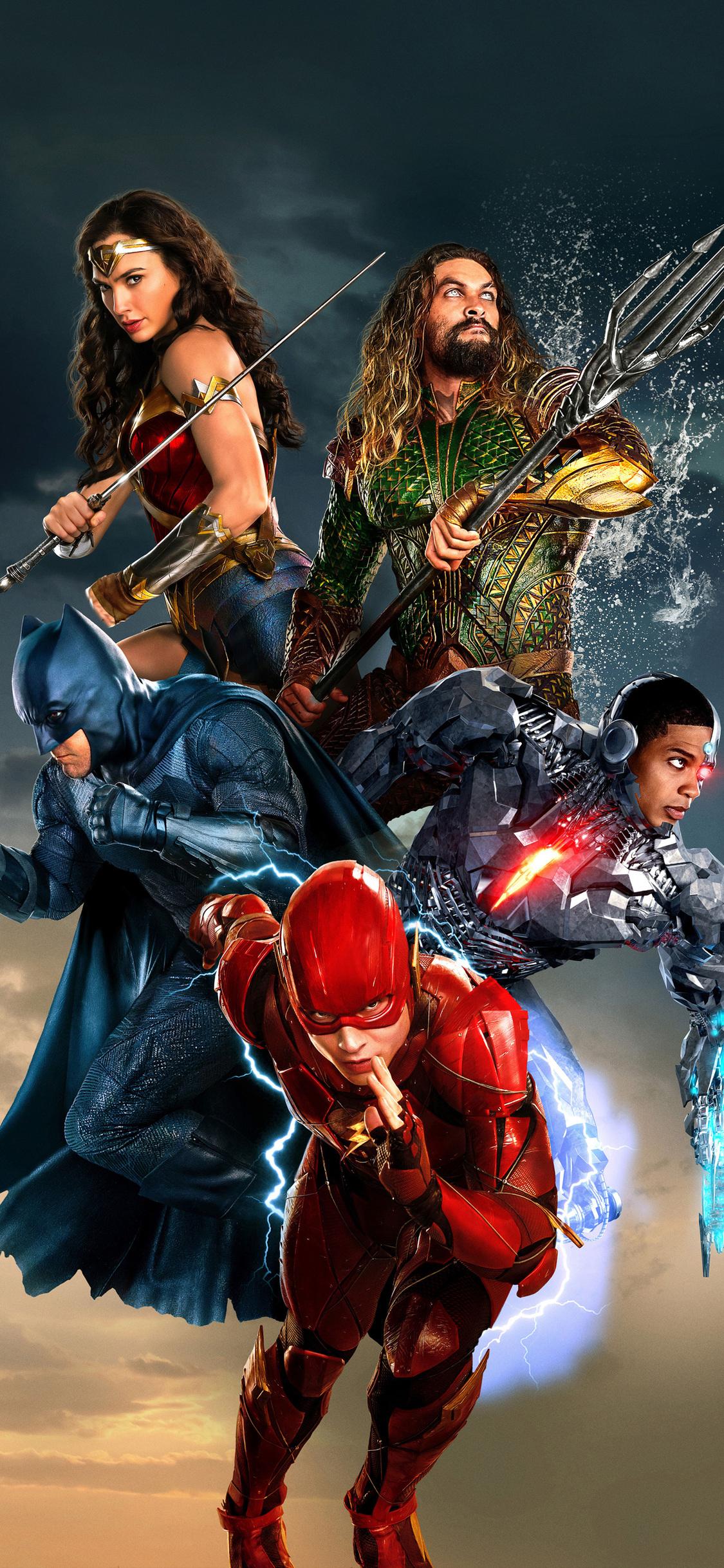 4k Justice League Lm