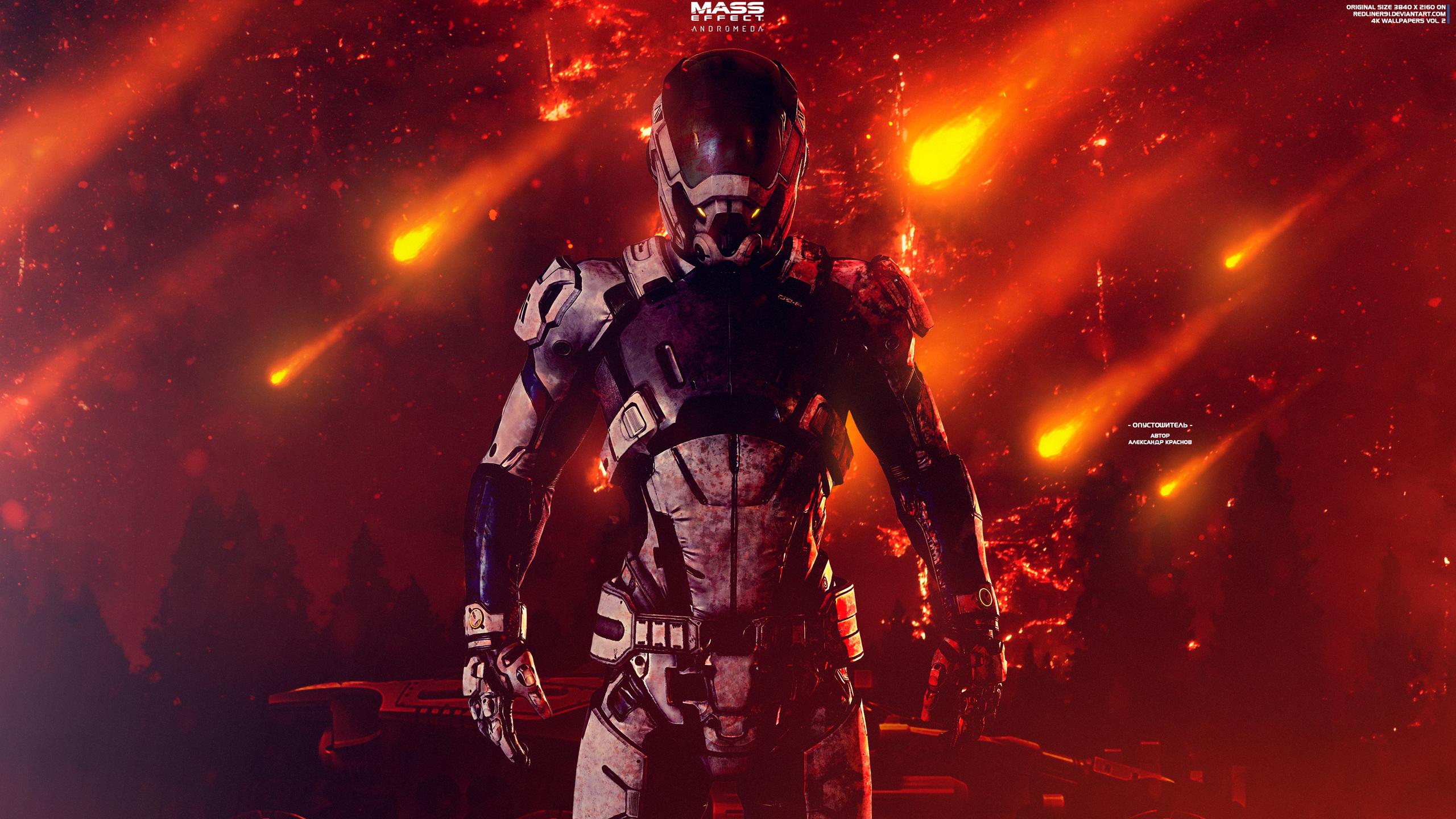 2560x1440 4k Mass Effect Andromeda HD 1440P Resolution HD