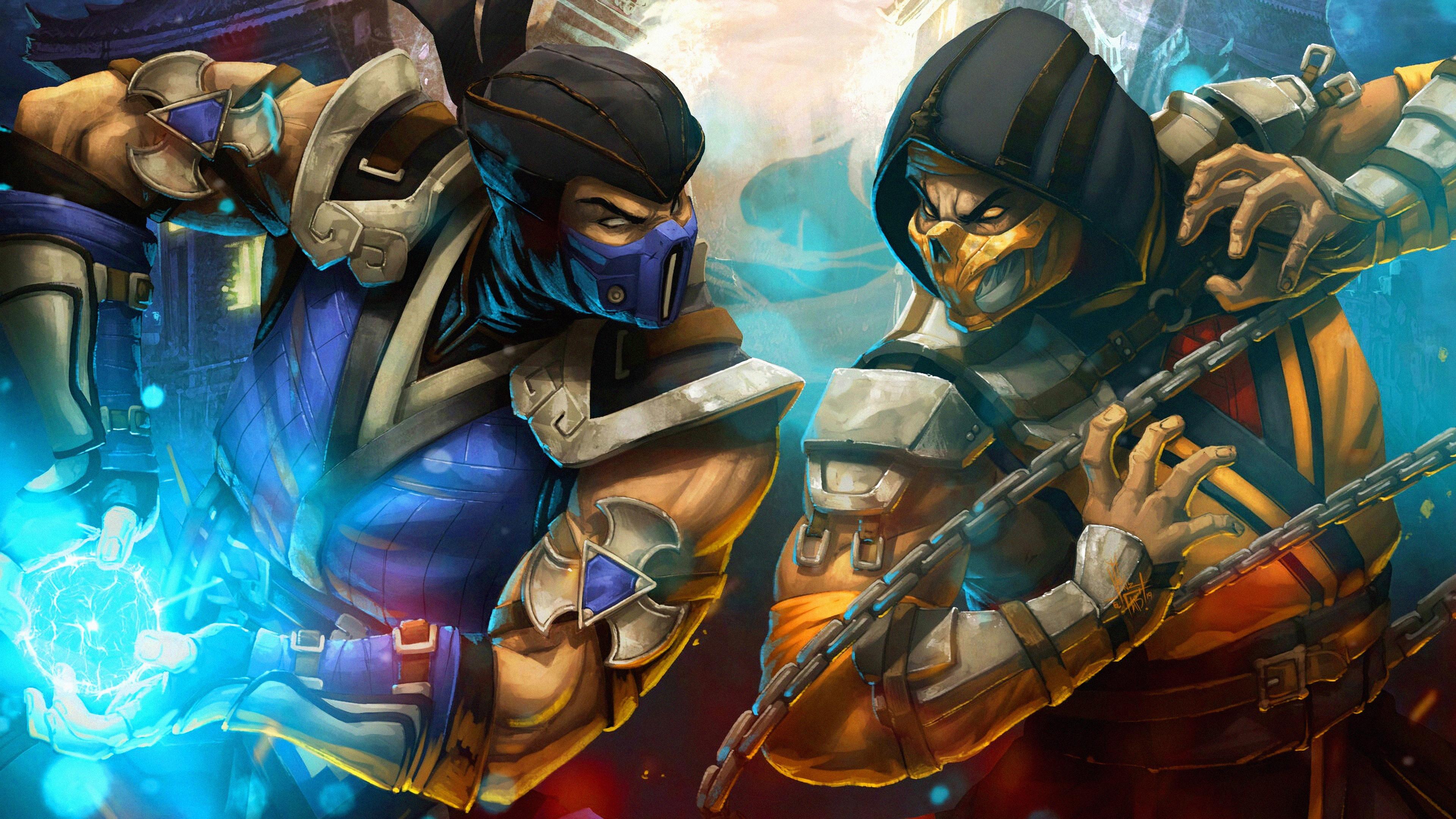 3840x2160 4k Mortal Kombat 4k Hd 4k Wallpapers Images