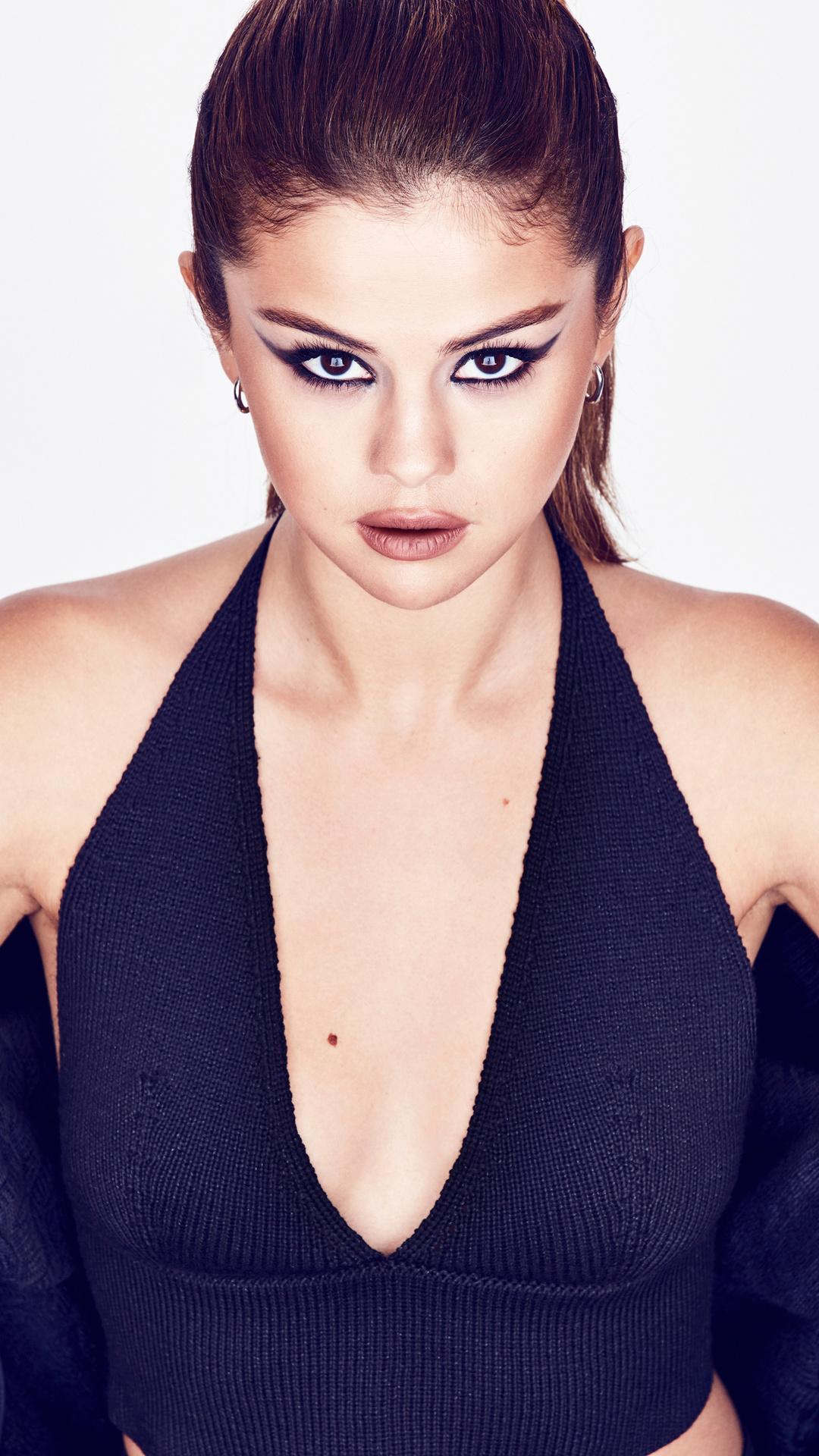 1080x1920 4k Selena Gomez Latest Iphone 7,6s,6 Plus, Pixel ...