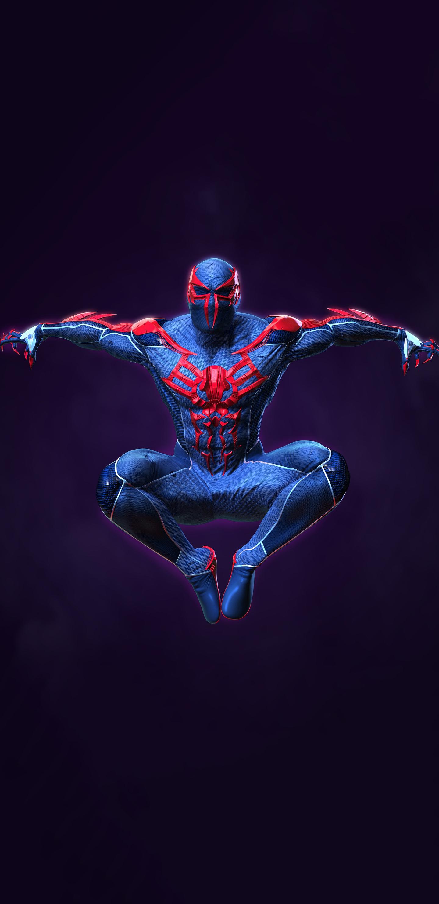 1440x2960 4k Spider Man 2099 Samsung Galaxy Note 9,8, S9 ...