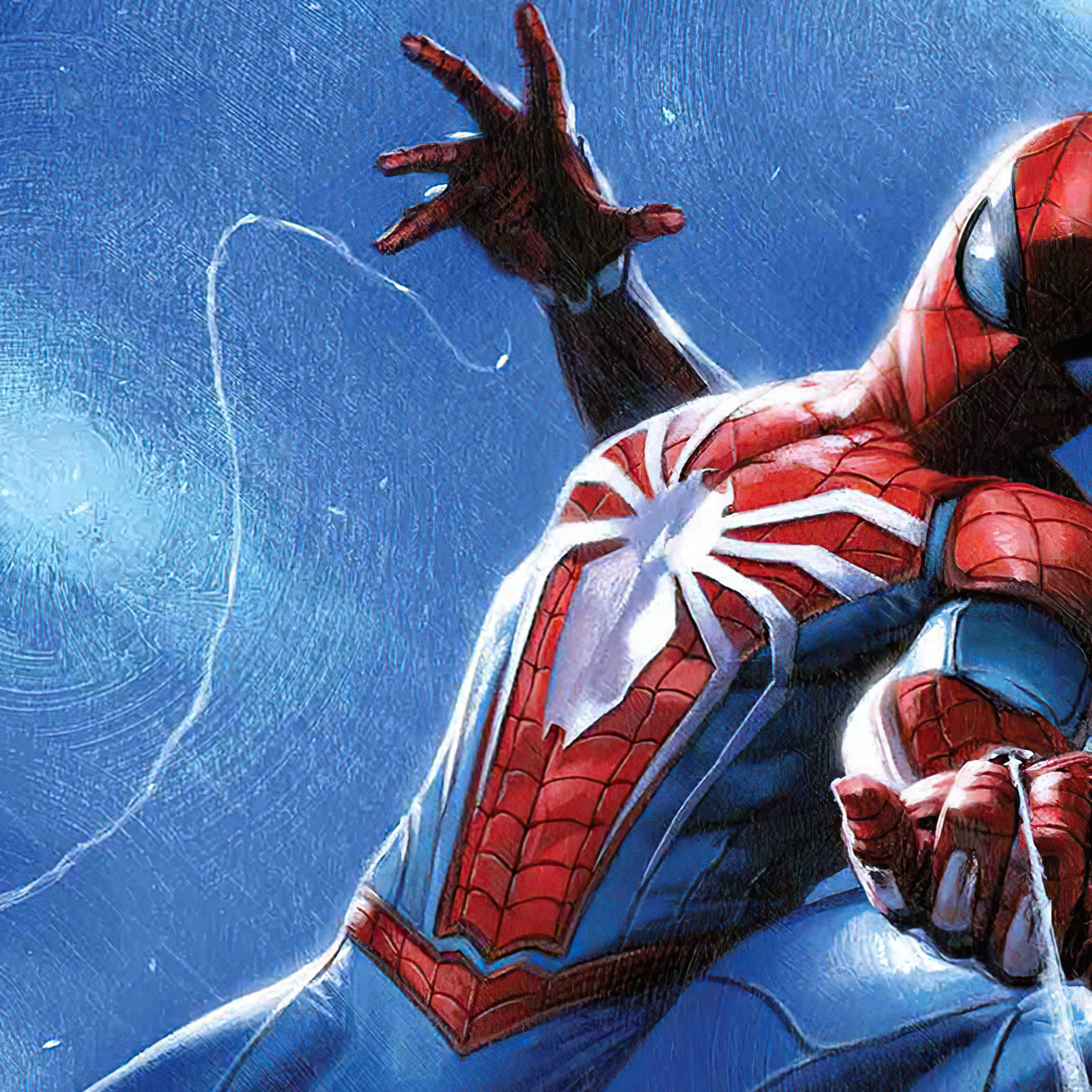 2932x2932 4k Spiderman 2020 Ipad Pro Retina Display Hd 4k Wallpapers Images Backgrounds Photos And Pictures
