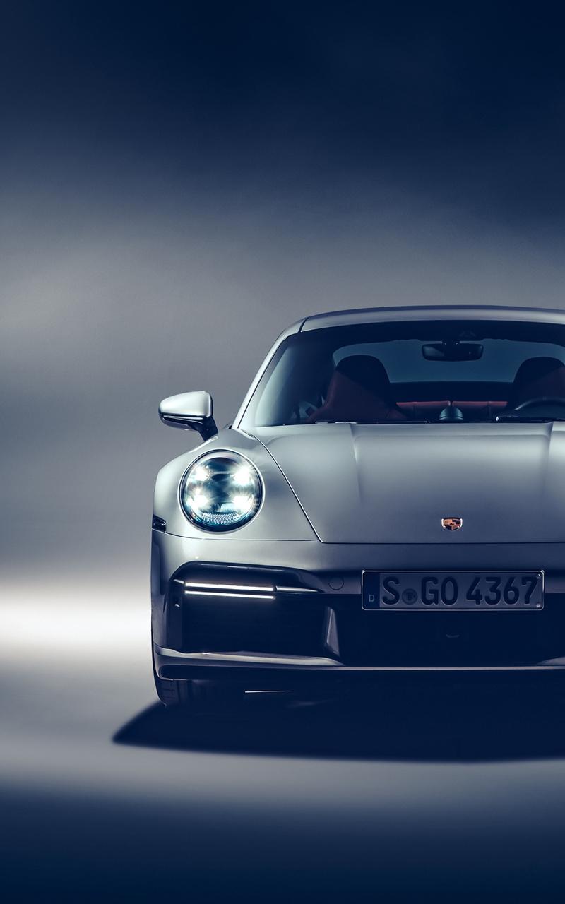 2021 Porsche 911 Turbo S Hd Wallpaper