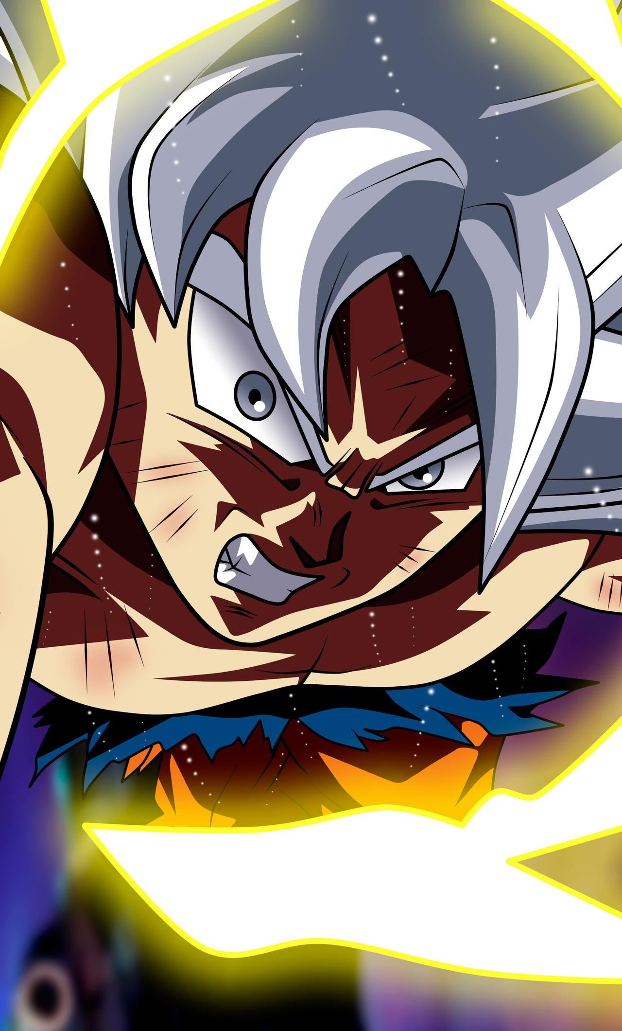 1280x2120 5k Goku Migatte No Gokui Dominado Iphone 6 Hd 4k