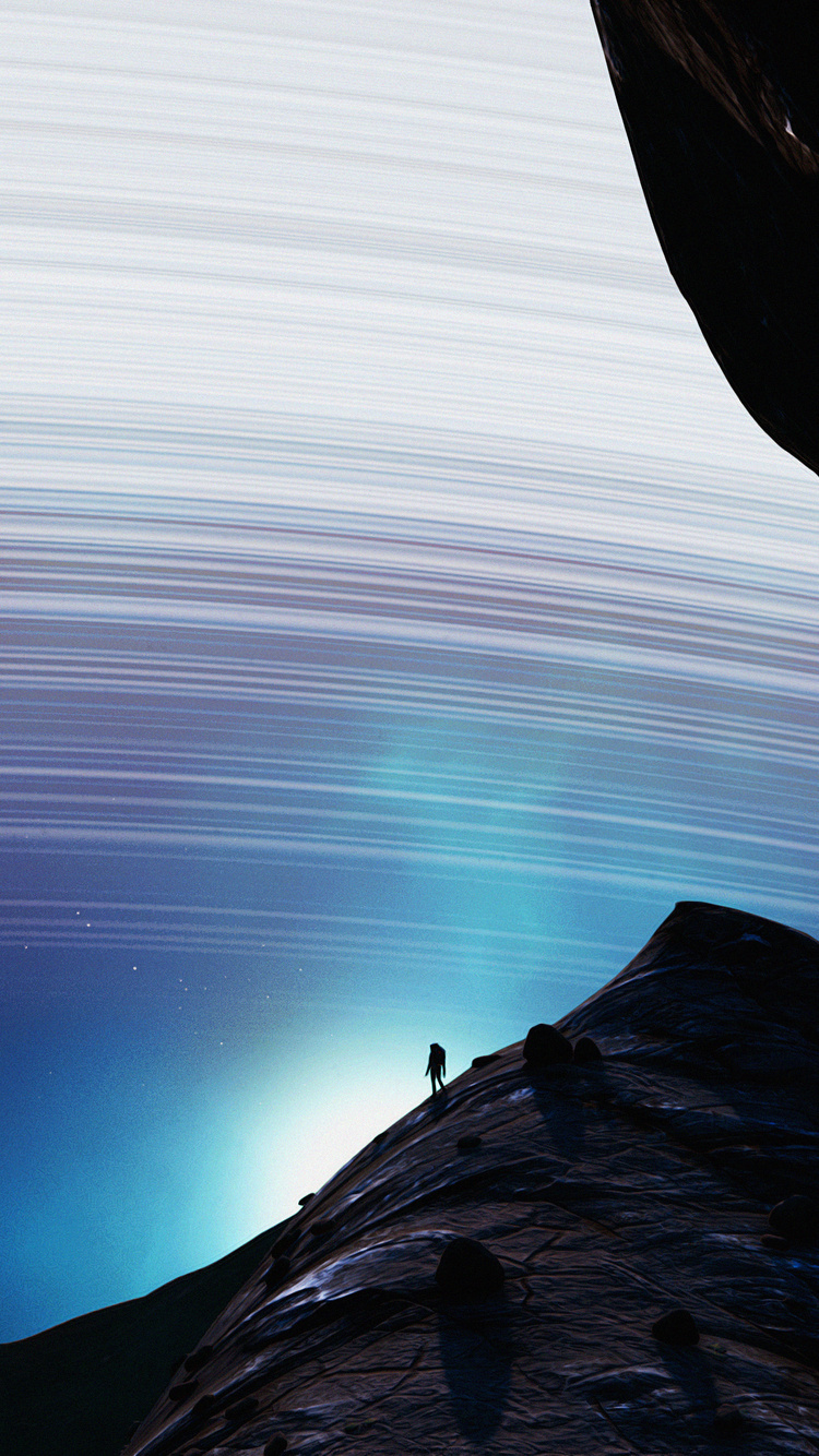 750x1334 5k No Mans Sky Game Iphone 6 Iphone 6s Iphone 7 Hd 4k