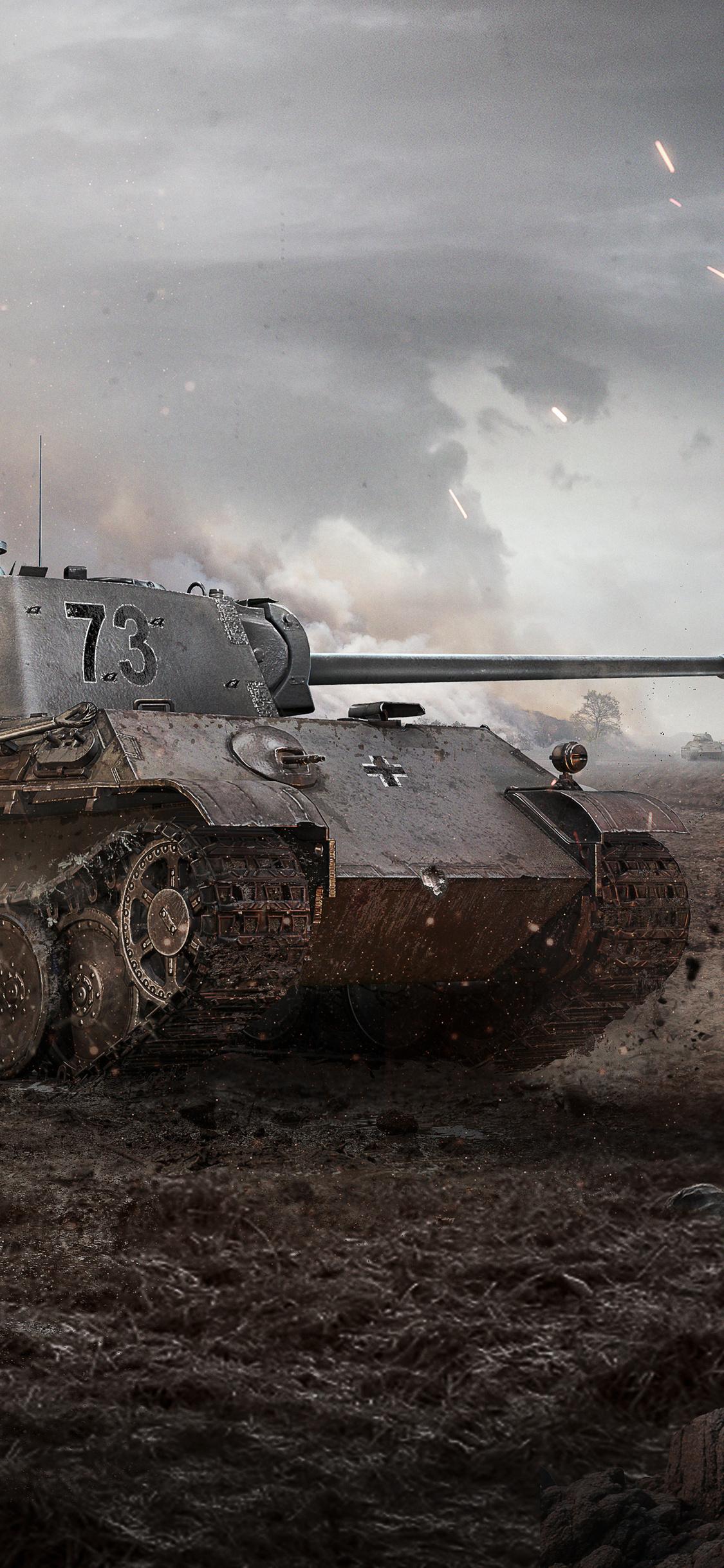 1125x2436 5k World Of Tanks Iphone Xs Iphone 10 Iphone X Hd
