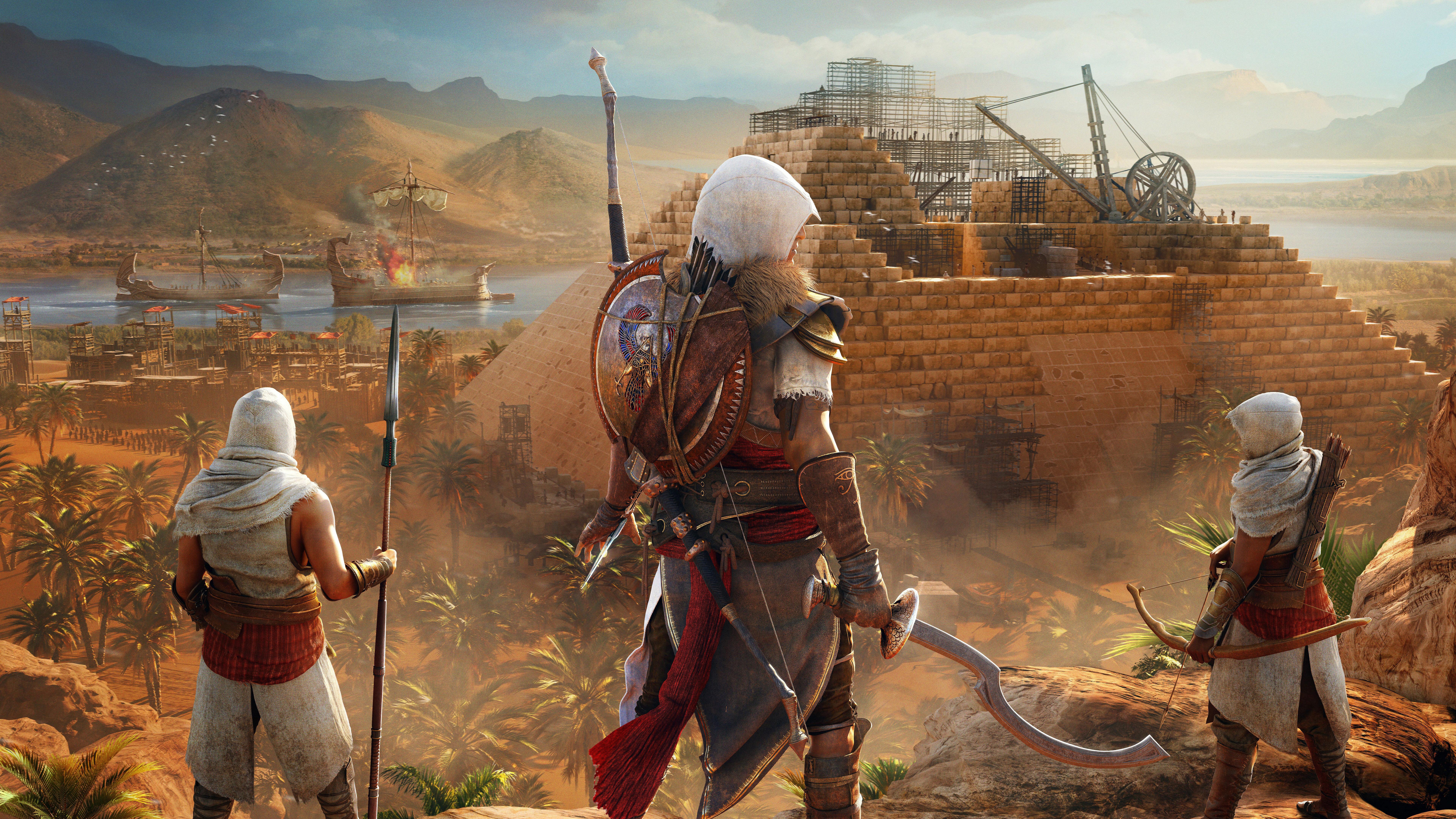 7680x4320 8k Assassins Creed Origins 8k Hd 4k Wallpapers Images