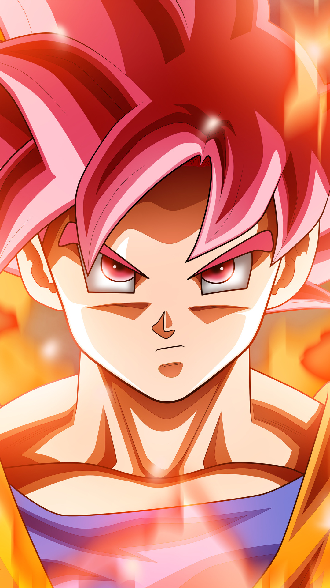 1080x1920 8k Goku Dragon Ball Super Iphone 7,6s,6 Plus, Pixel xl ,One Plus 3,3t,5 HD 4k