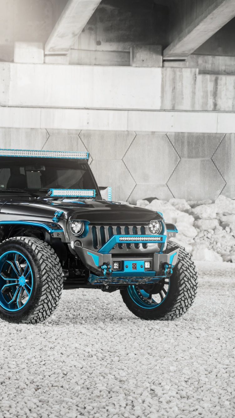 750x1334 8k Jeep Wrangler Blue Grey Iphone 6 Iphone 6s Iphone 7 Hd 4k Wallpapers Images Backgrounds Photos And Pictures