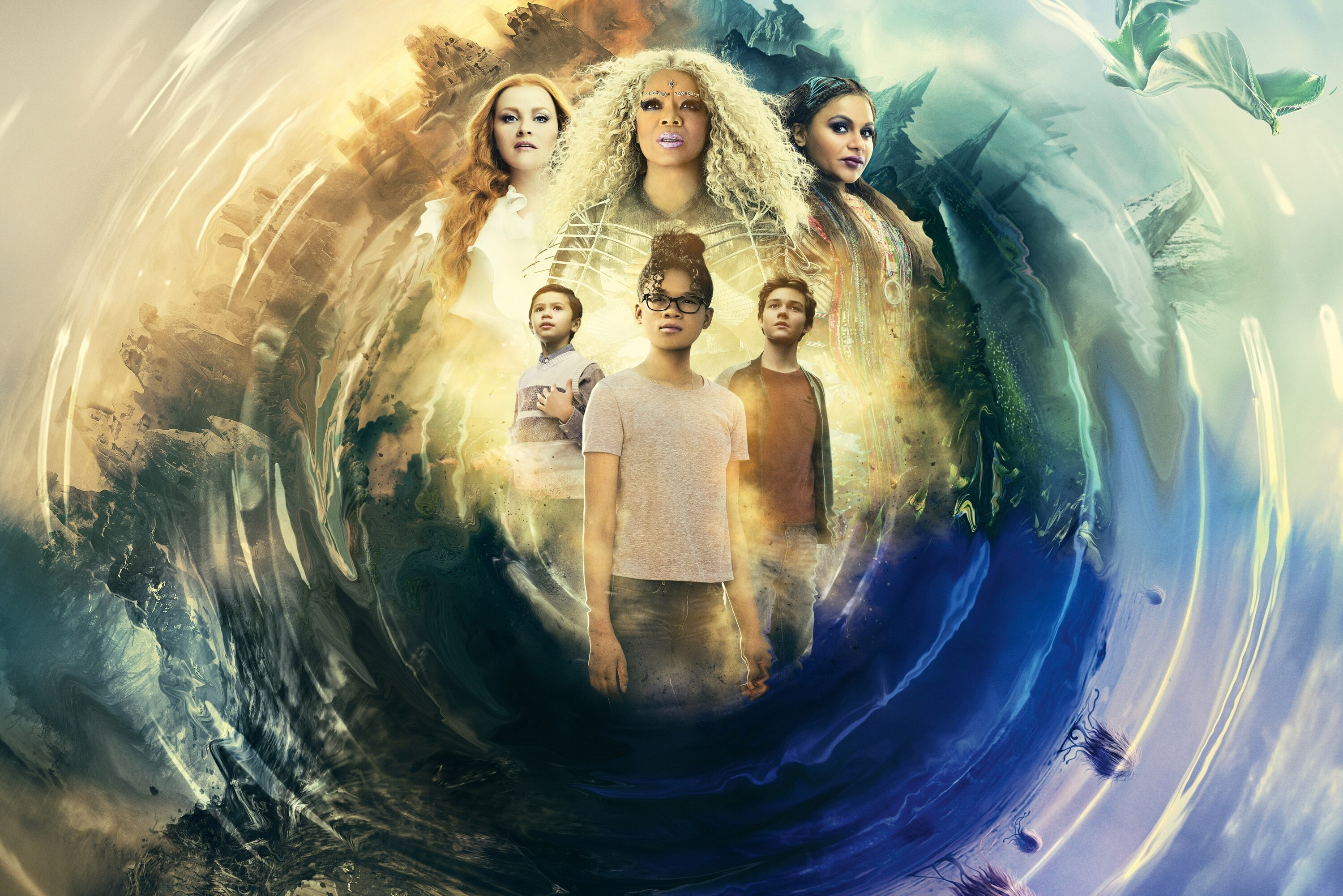 3000x2002 A Wrinkle In Time Movie 2018 5k Poster 3000x2002