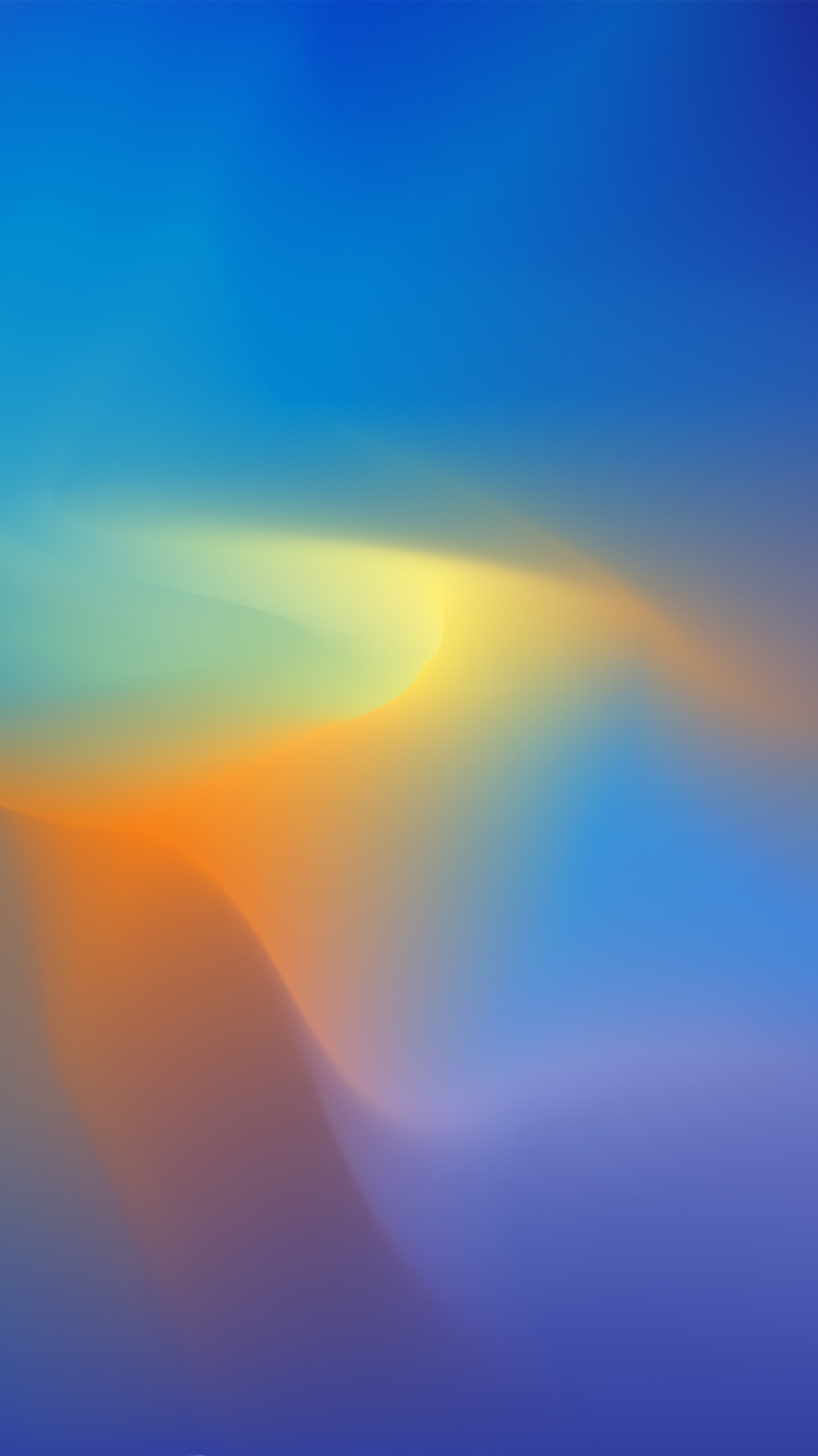 750x1334 Abstract Blue Gradient Iphone 6 Iphone 6s Iphone 7 Hd 4k