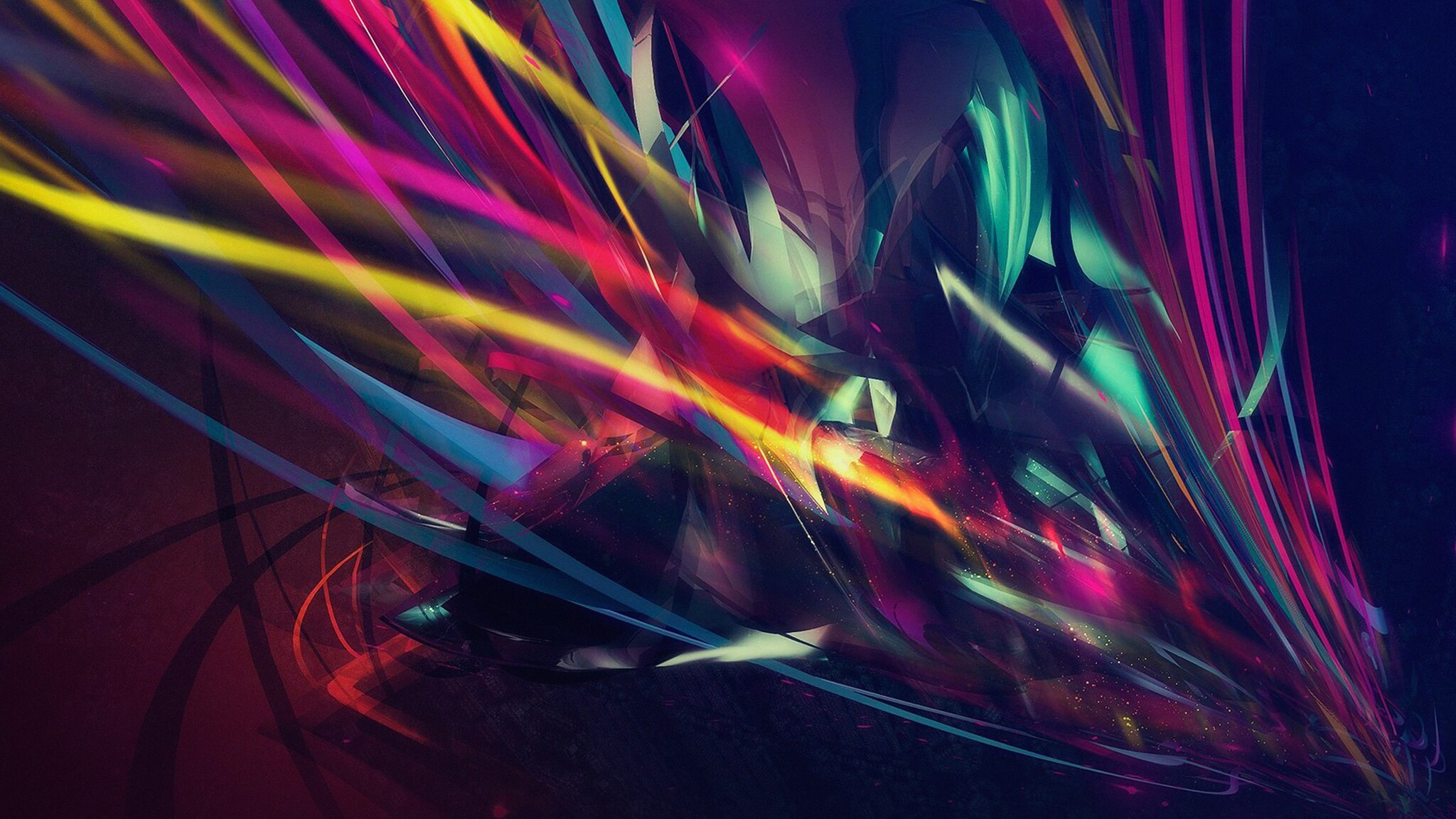 2048x1152 Abstract Colorful Background Hd 2048x1152 ...