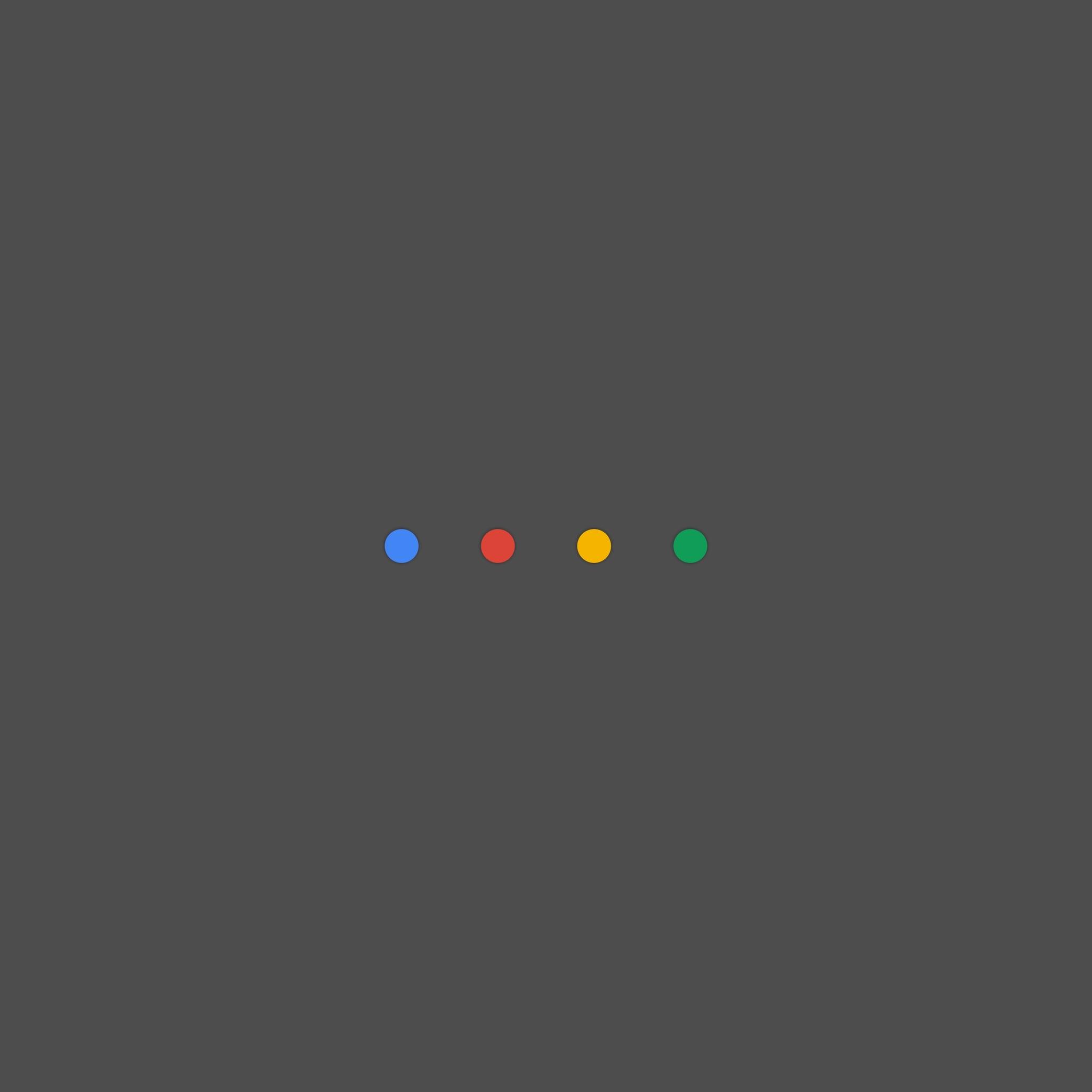 2048x2048 Abstract Google Loading 4k Ipad Air Hd 4k