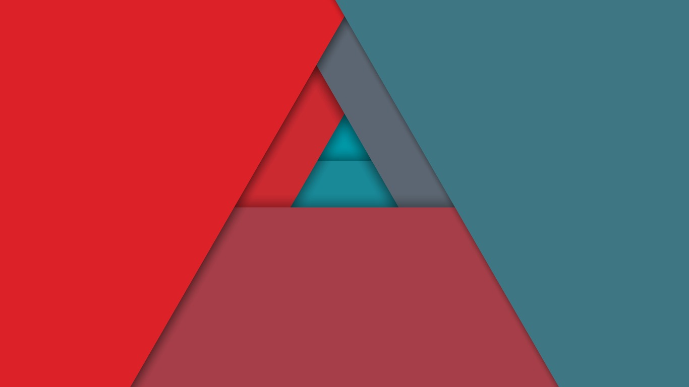 Abstract Material Flat Design 9j