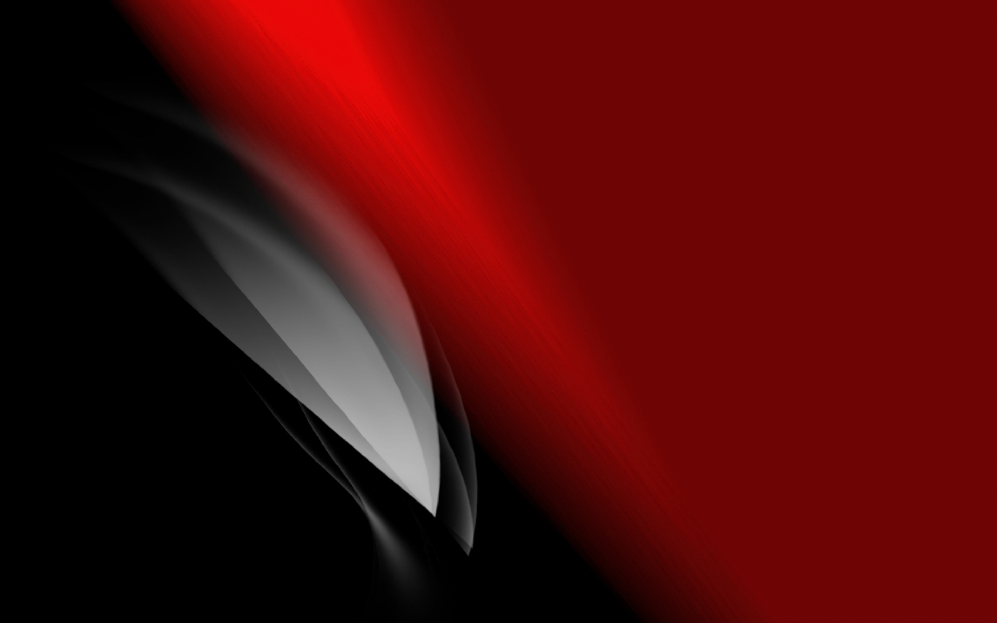 3840x2400 Abstract Red Flow 4k 4k HD 4k Wallpapers, Images ...
