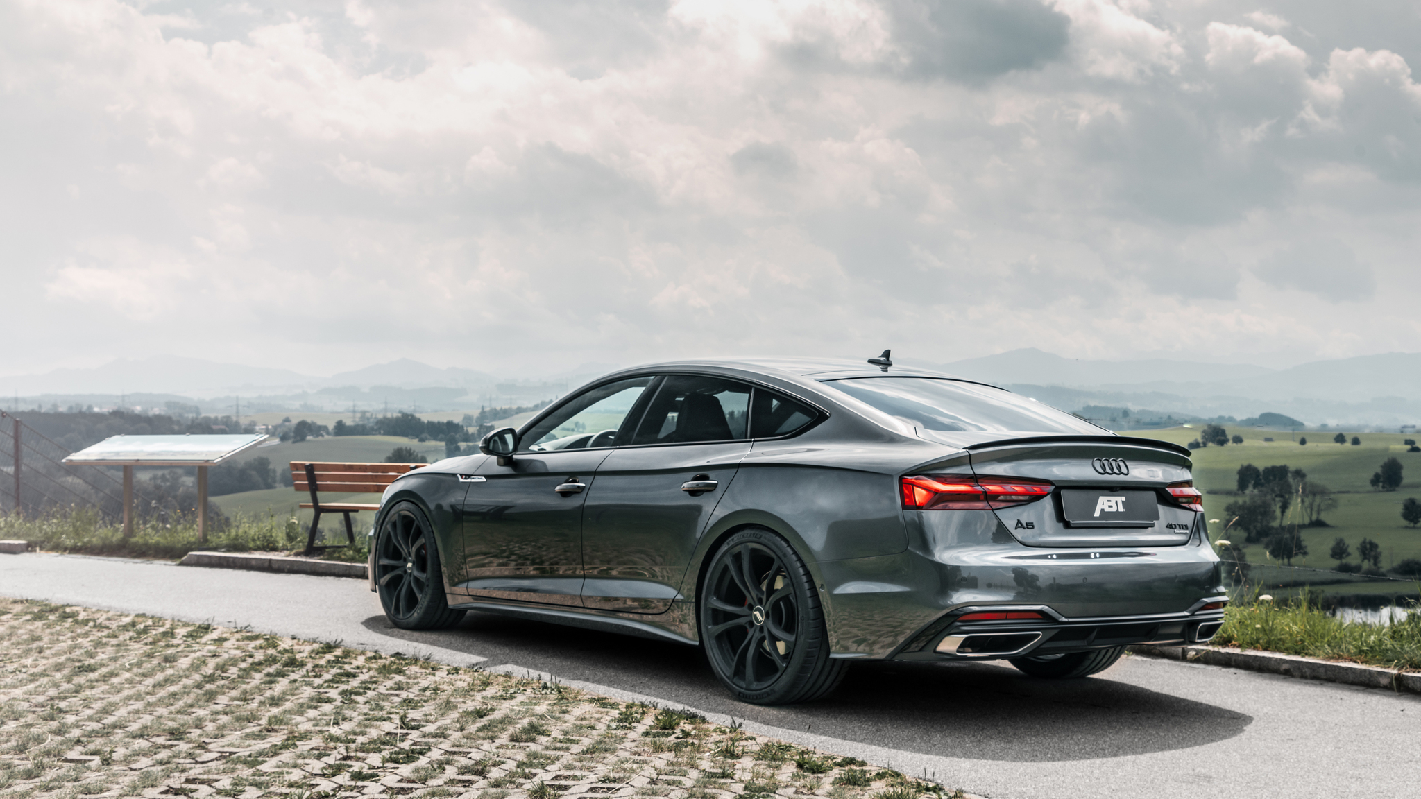 2048x1152 Abt Audi A5 Sportback 40 Tdi Quattro S Line 2020 5k 2048x1152 Resolution Hd 4k Wallpapers Images Backgrounds Photos And Pictures