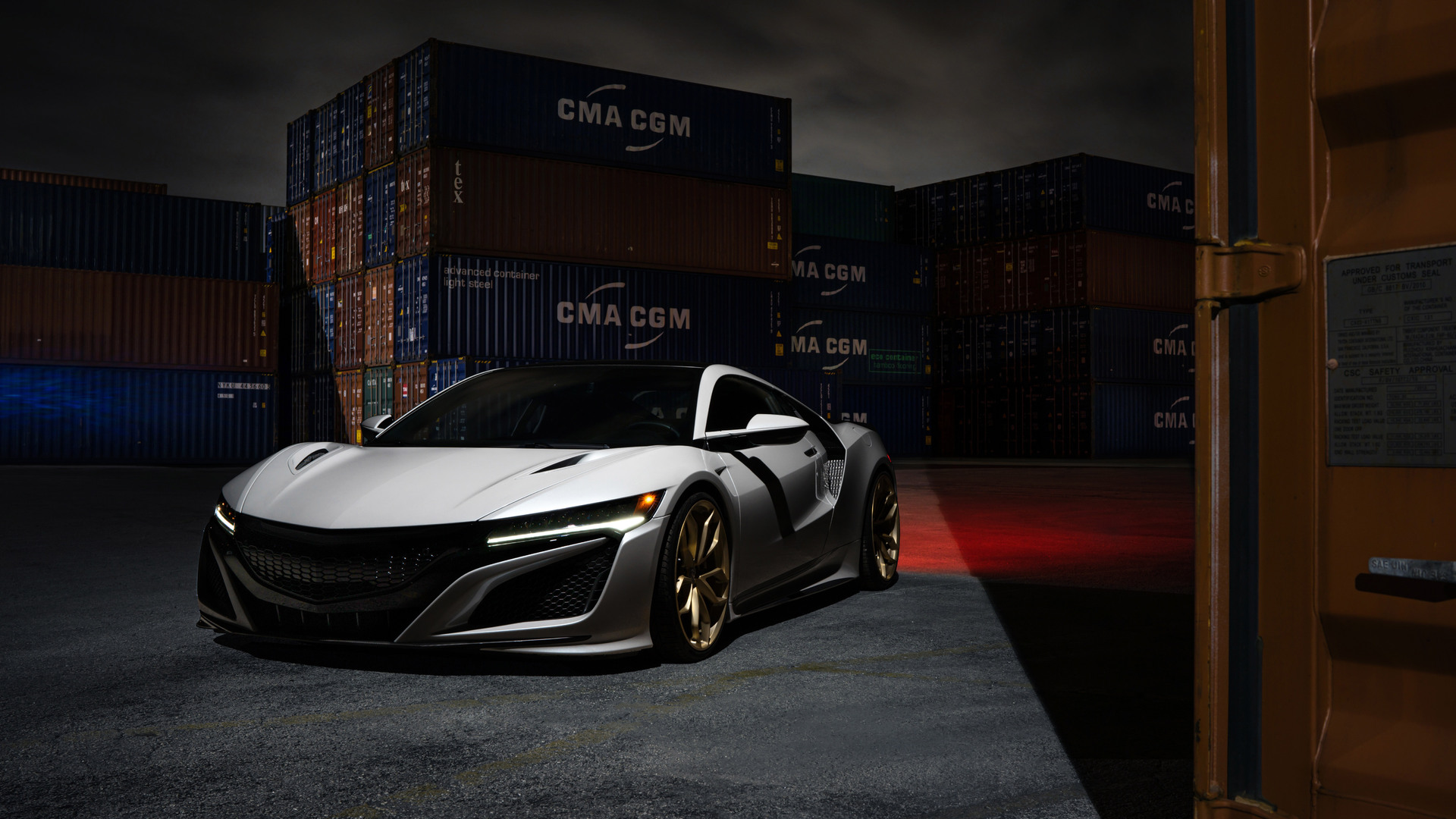 1920x1080 Acura Nsx 8k Laptop Full Hd 1080p Hd 4k Wallpapers Images