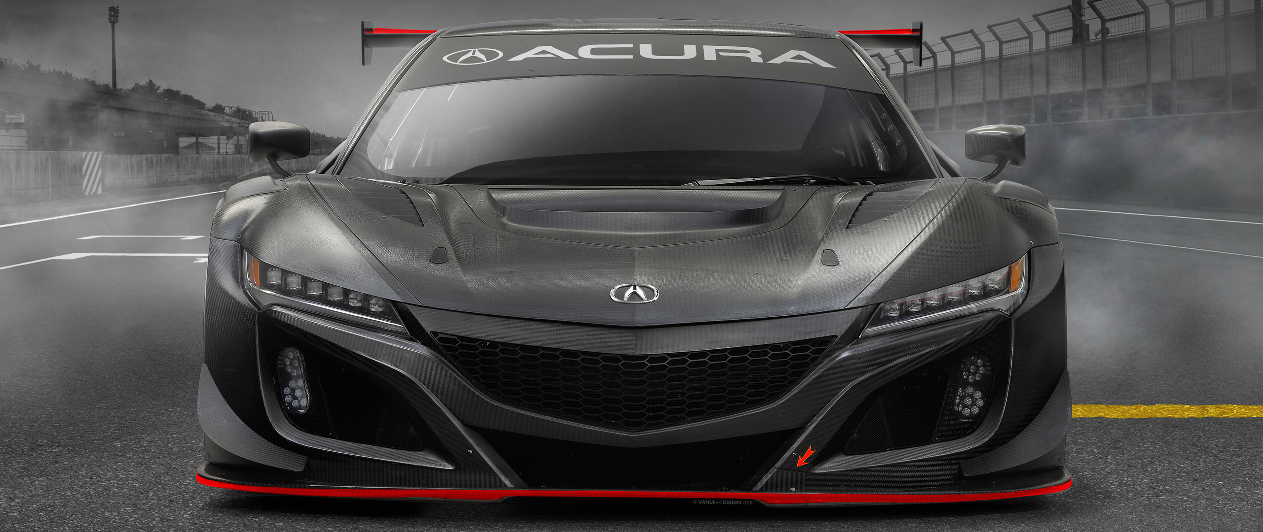 2560x1080 acura nsx gt3 evo 2019 front 2560x1080 resolution hd 4k wallpapers  images