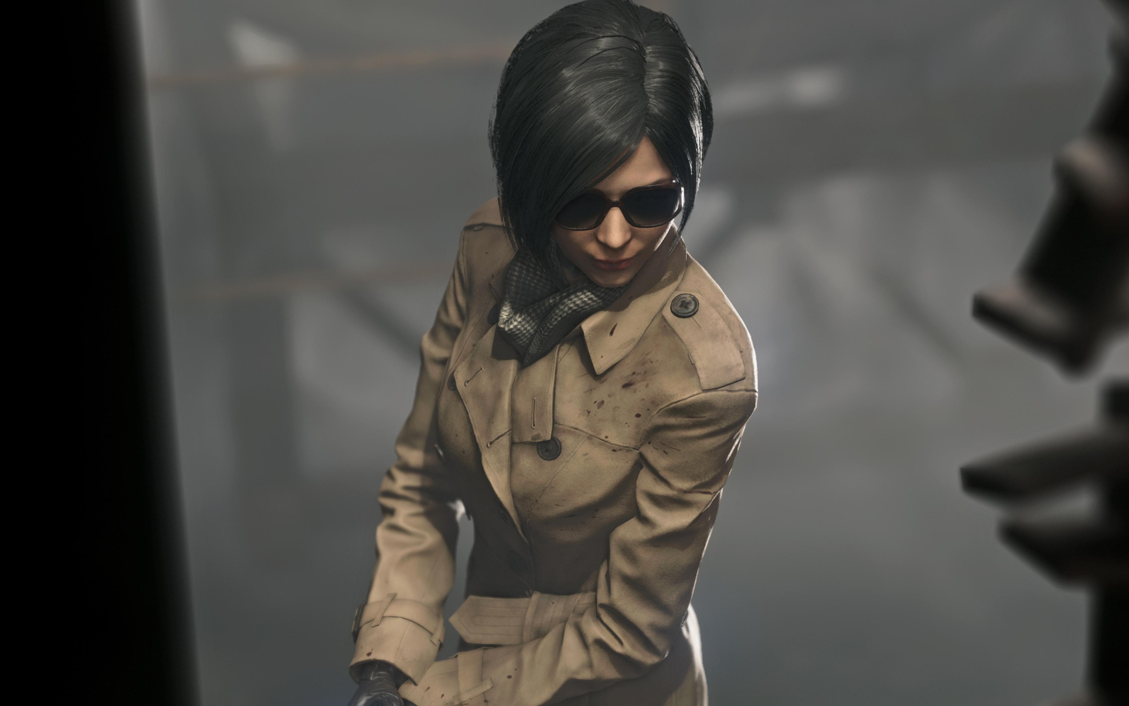 3840x2400 Ada Wong In Resident Evil2 4k HD 4k Wallpapers ...