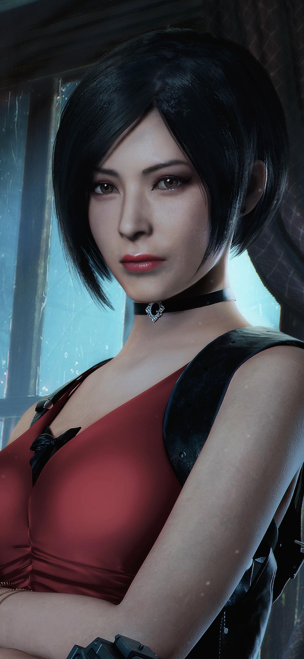 #303808 Ada Wong, Resident Evil 2, Remake, 4K wallpaper