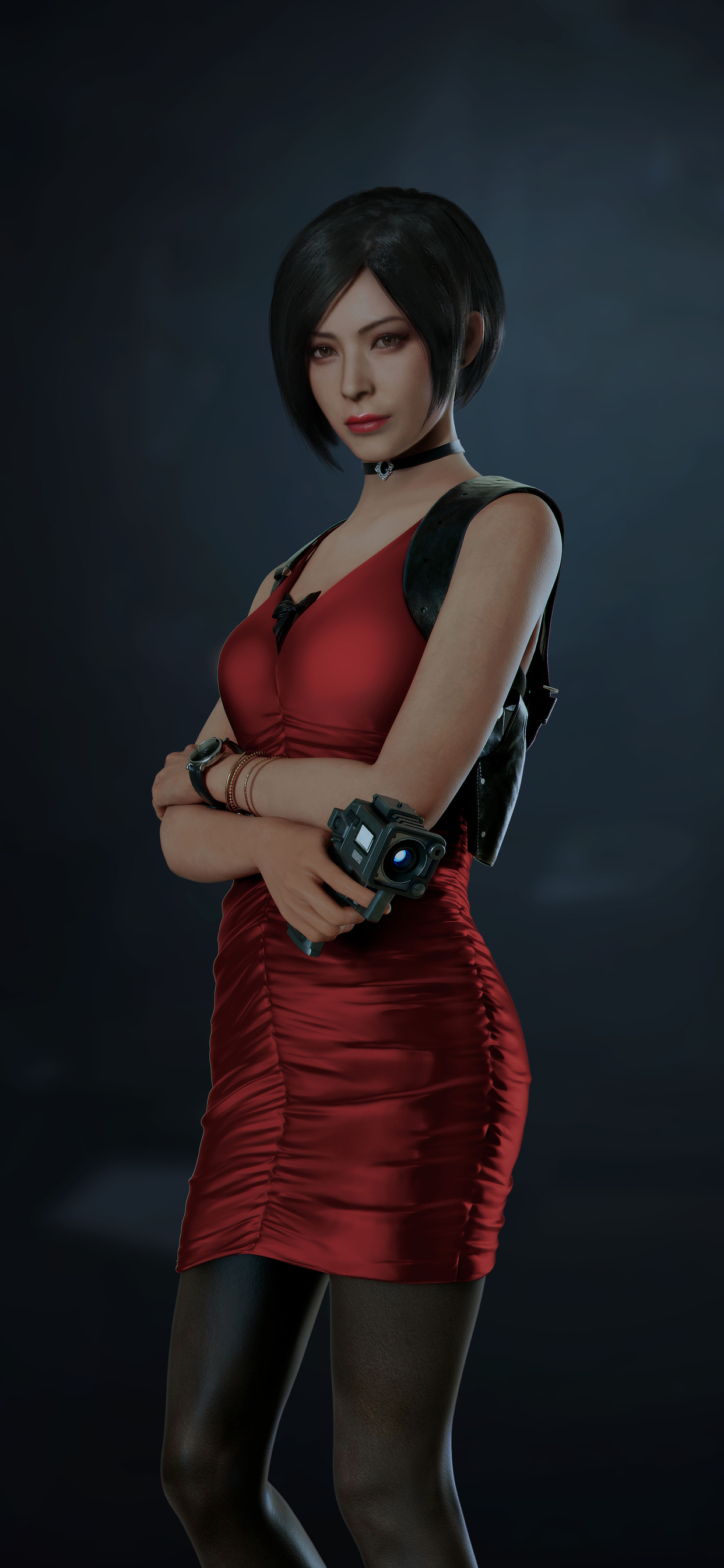 1242x2688 Ada Wong Resident Evil 2 5k Iphone XS MAX HD 4k ...
