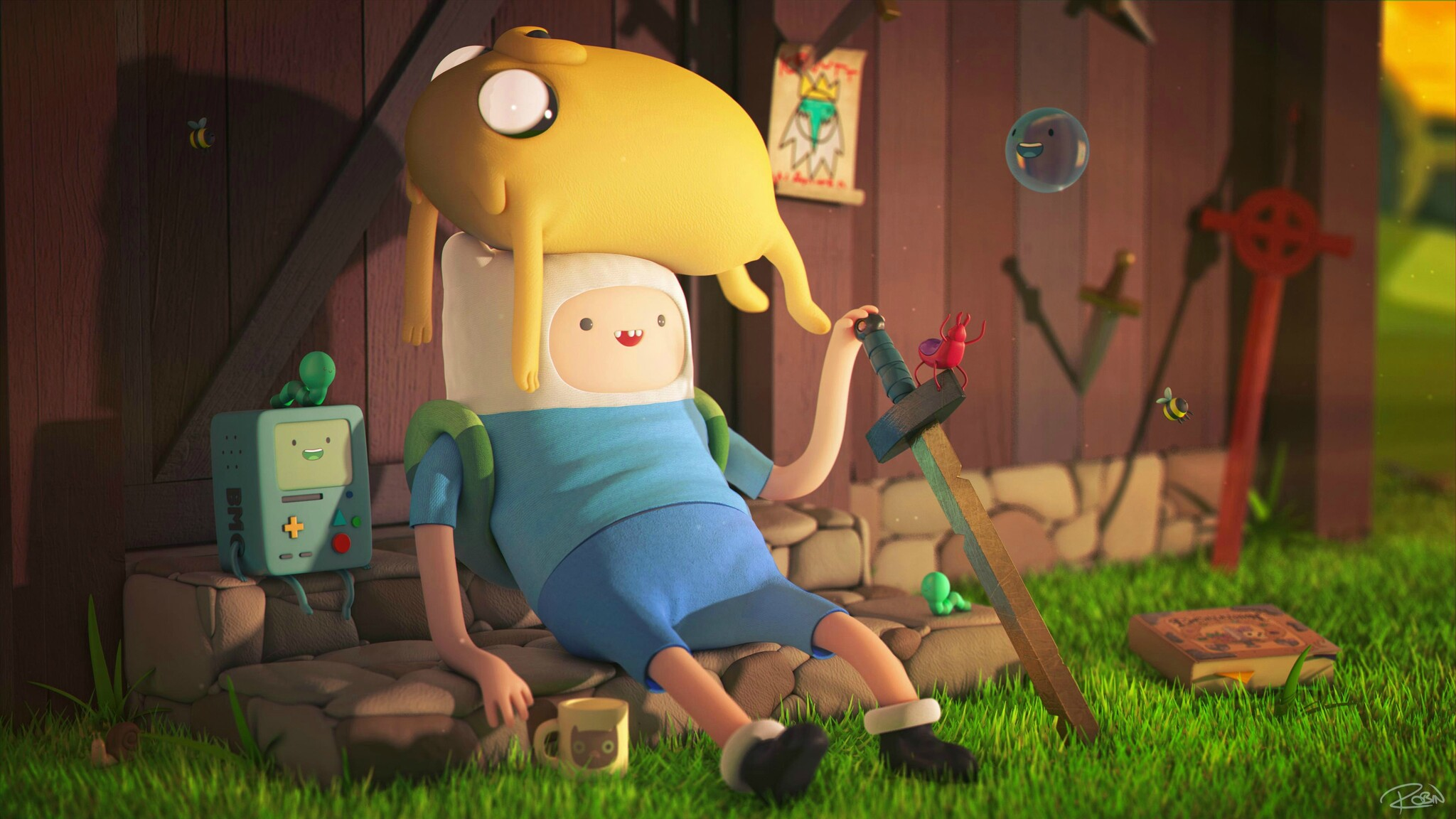 2048x1152 Adventure Time 2048x1152 Resolution HD 4k ...