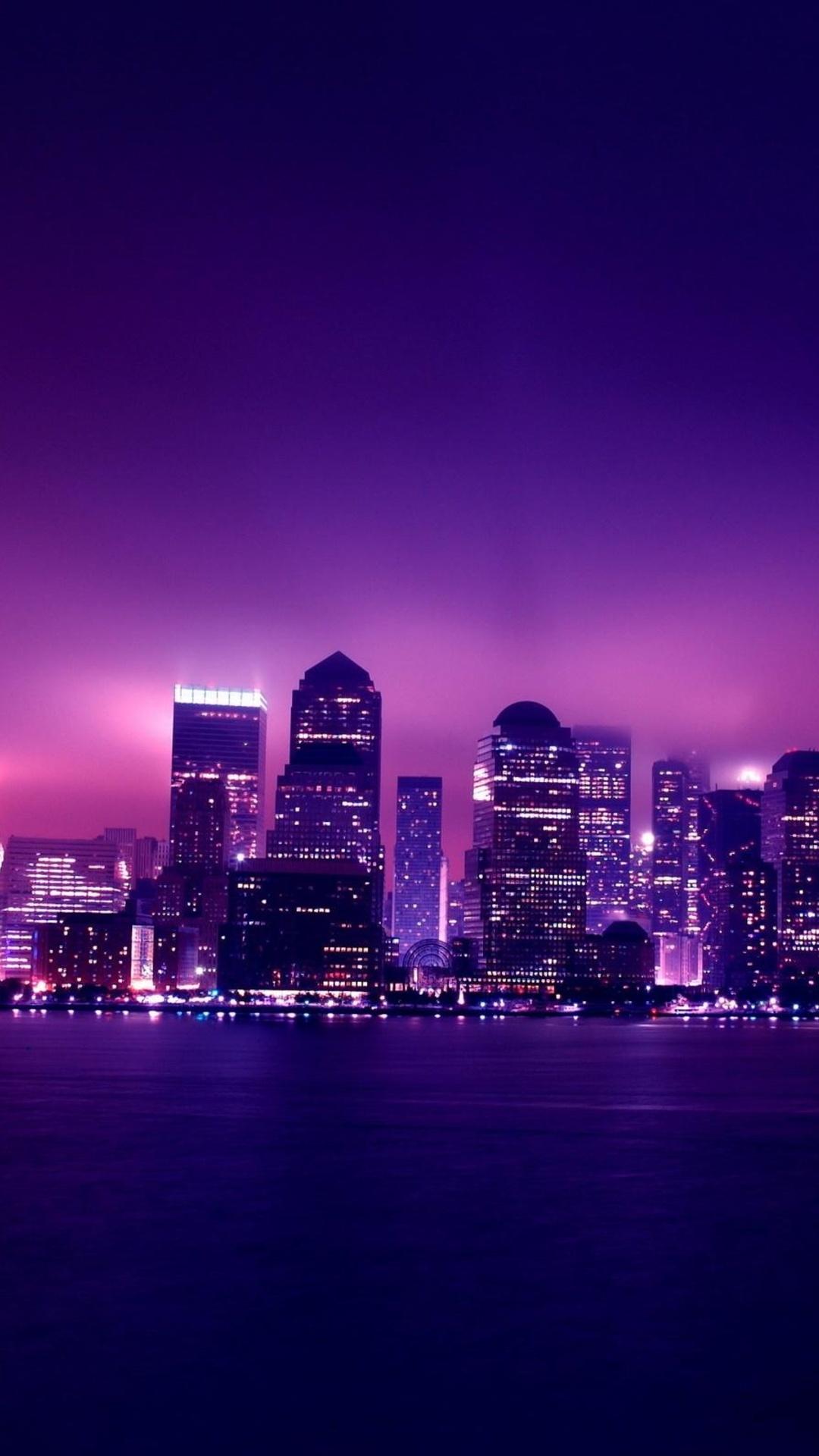 Great Wallpaper Aesthetic Iphone 7 - aesthetic-city-night-lights-5s-1080x1920  Graphic_534636      .jpg