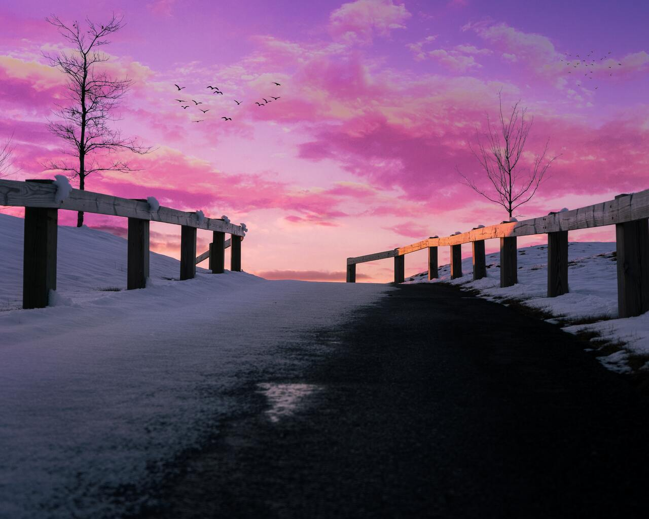 1280x1024 Aesthetics Pink Pink Sky 5k 1280x1024 Resolution Hd 4k