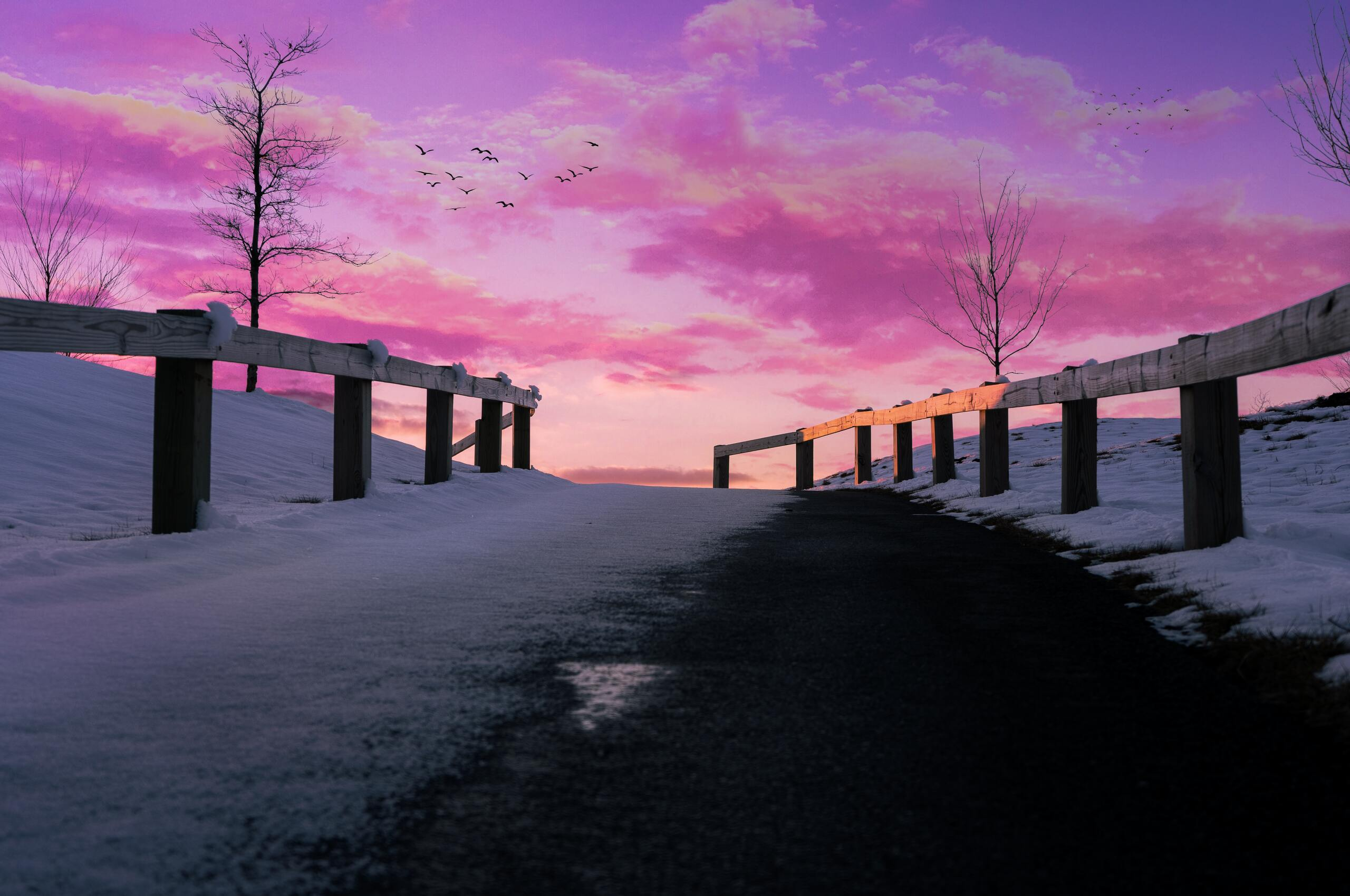 sky aesthetic backgrounds for chromebook