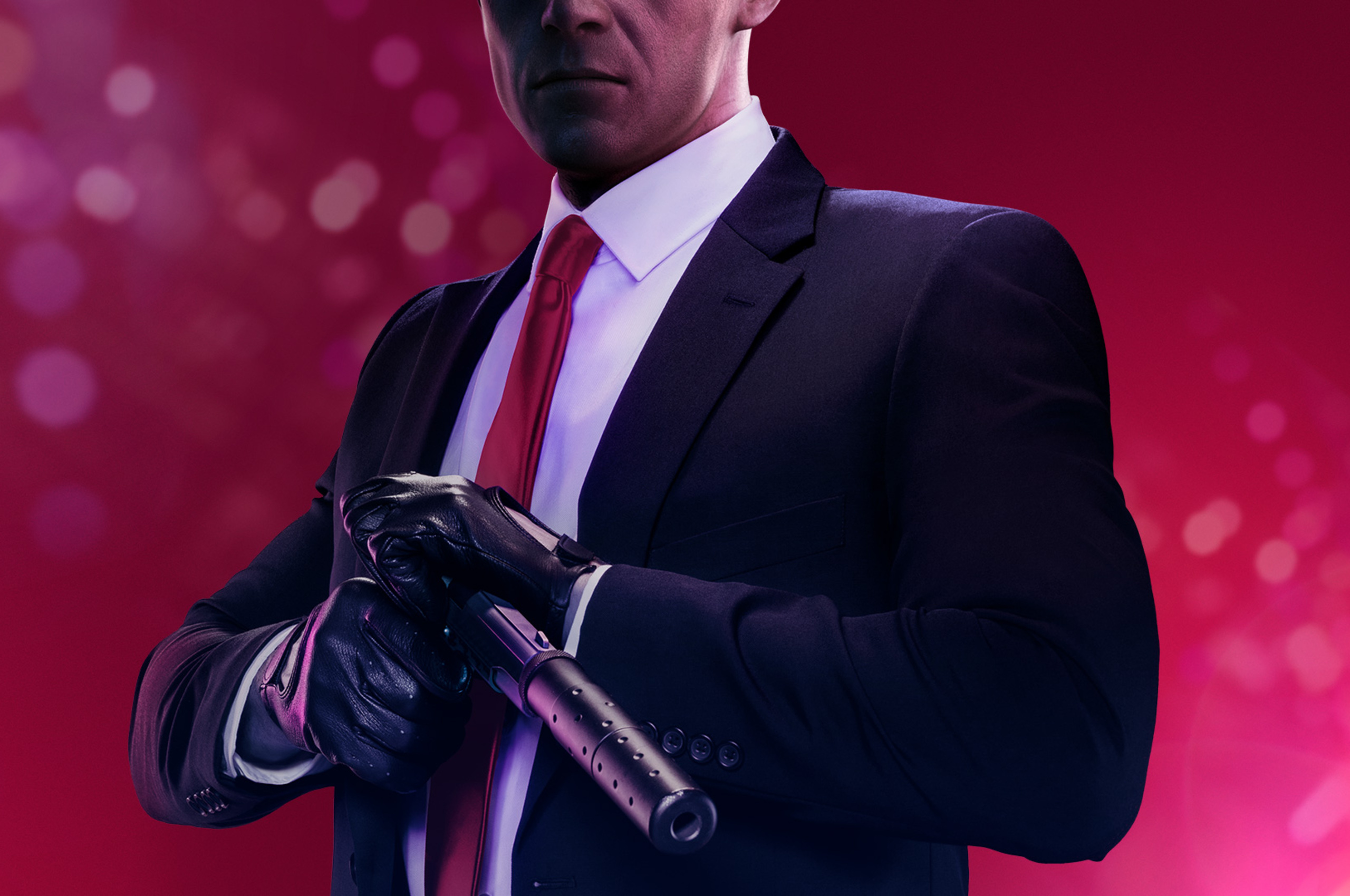 2560x1700 Agent 47 Hitman 2 Game Chromebook Pixel Hd 4k